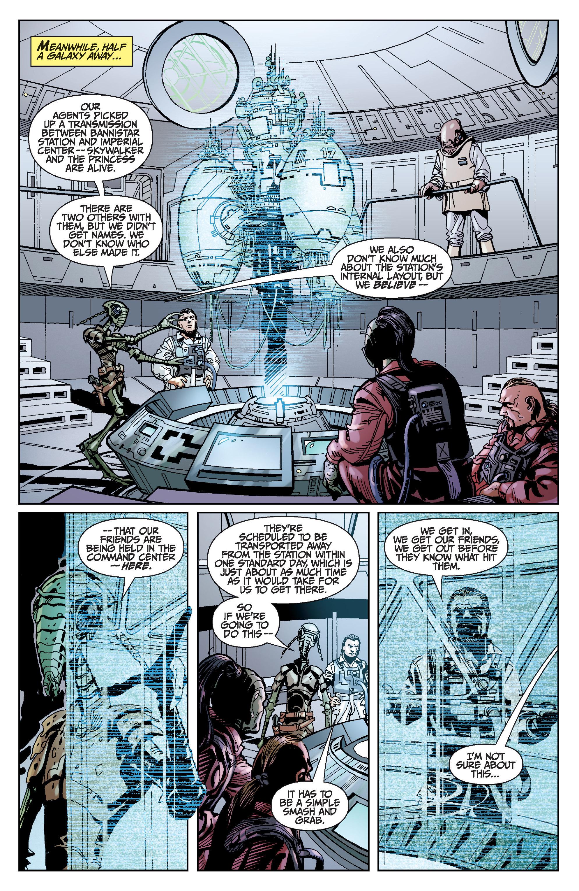 Read online Star Wars Omnibus comic -  Issue # Vol. 20 - 356
