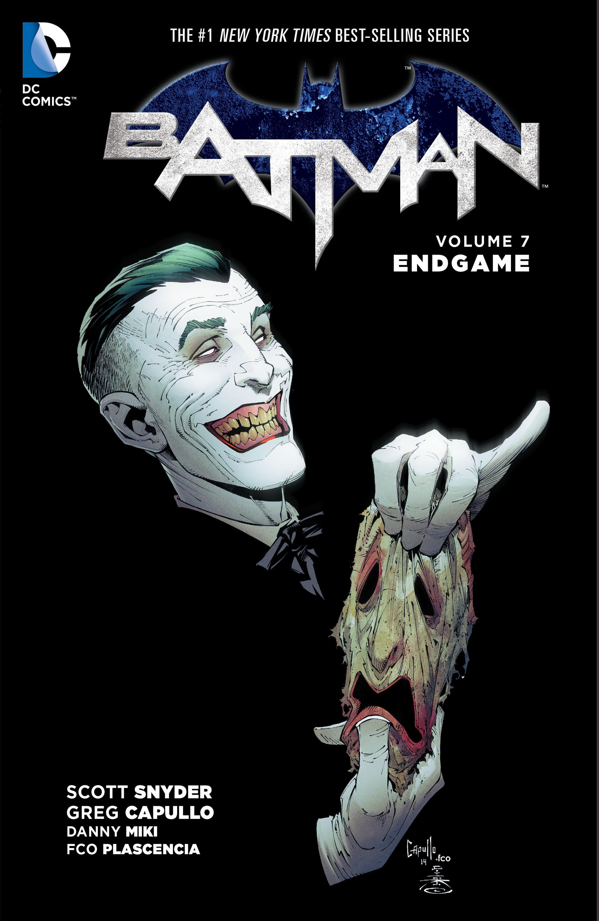 Read online Batman (2011) comic -  Issue # _TPB 7 - 1