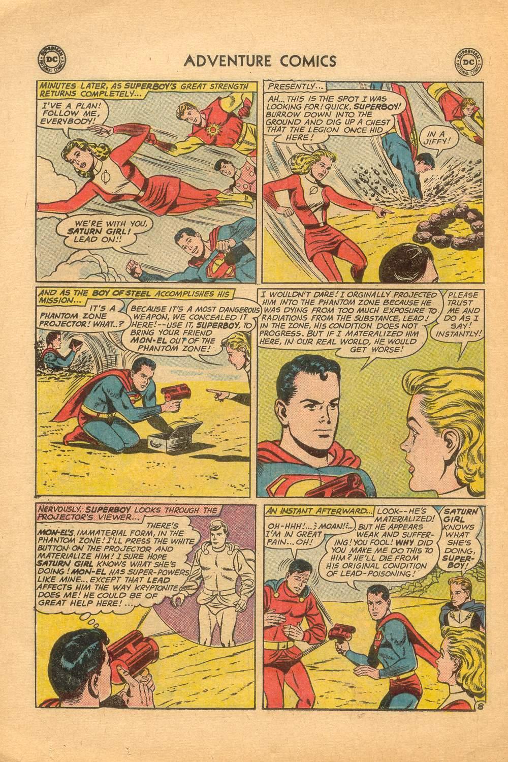 Read online Adventure Comics (1938) comic -  Issue #497 - 70