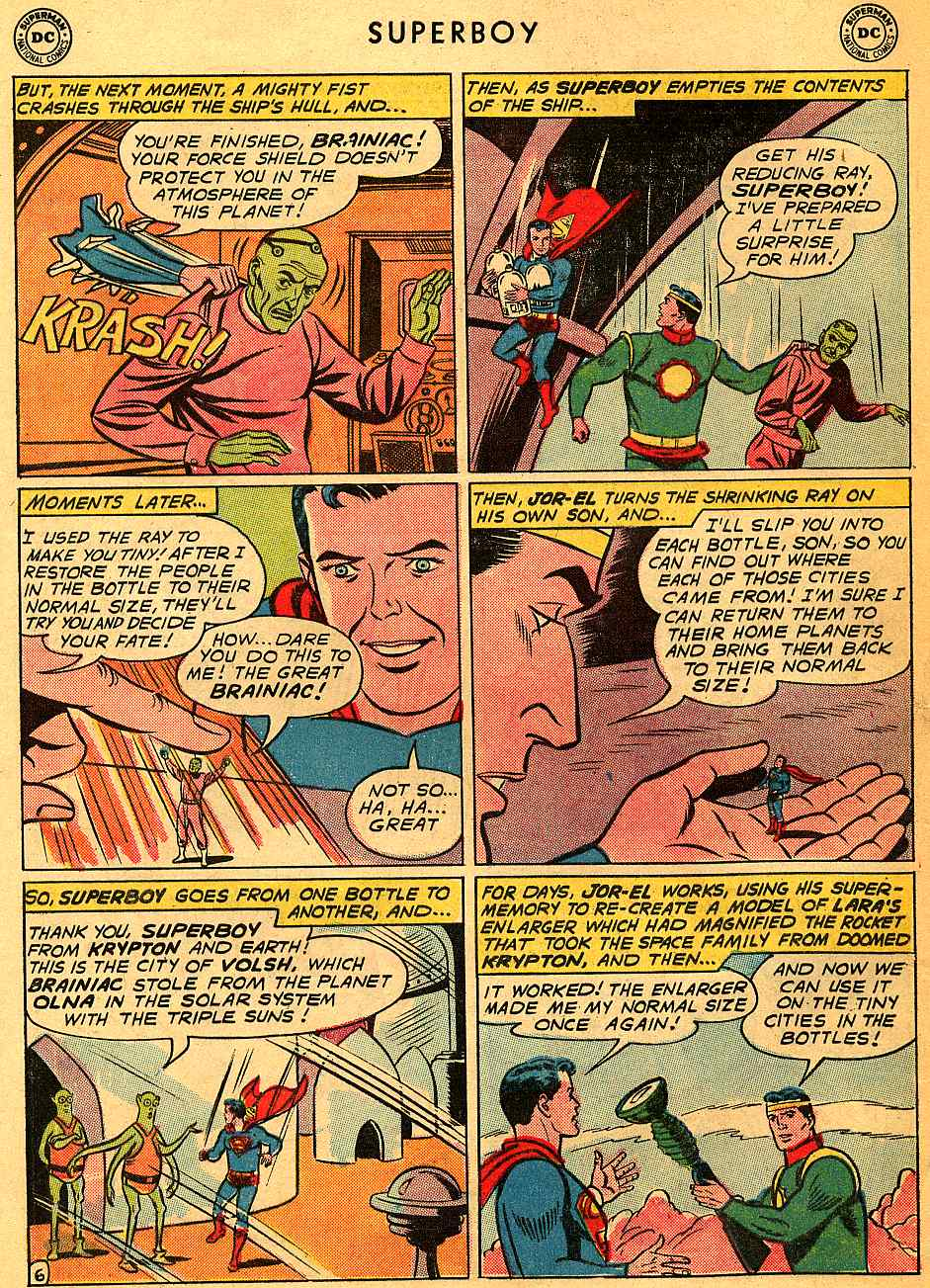 Superboy (1949) issue 95 - Page 25