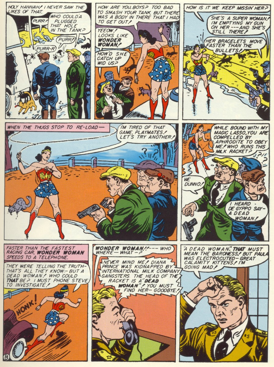 Read online Sensation (Mystery) Comics comic -  Issue #7 - 10