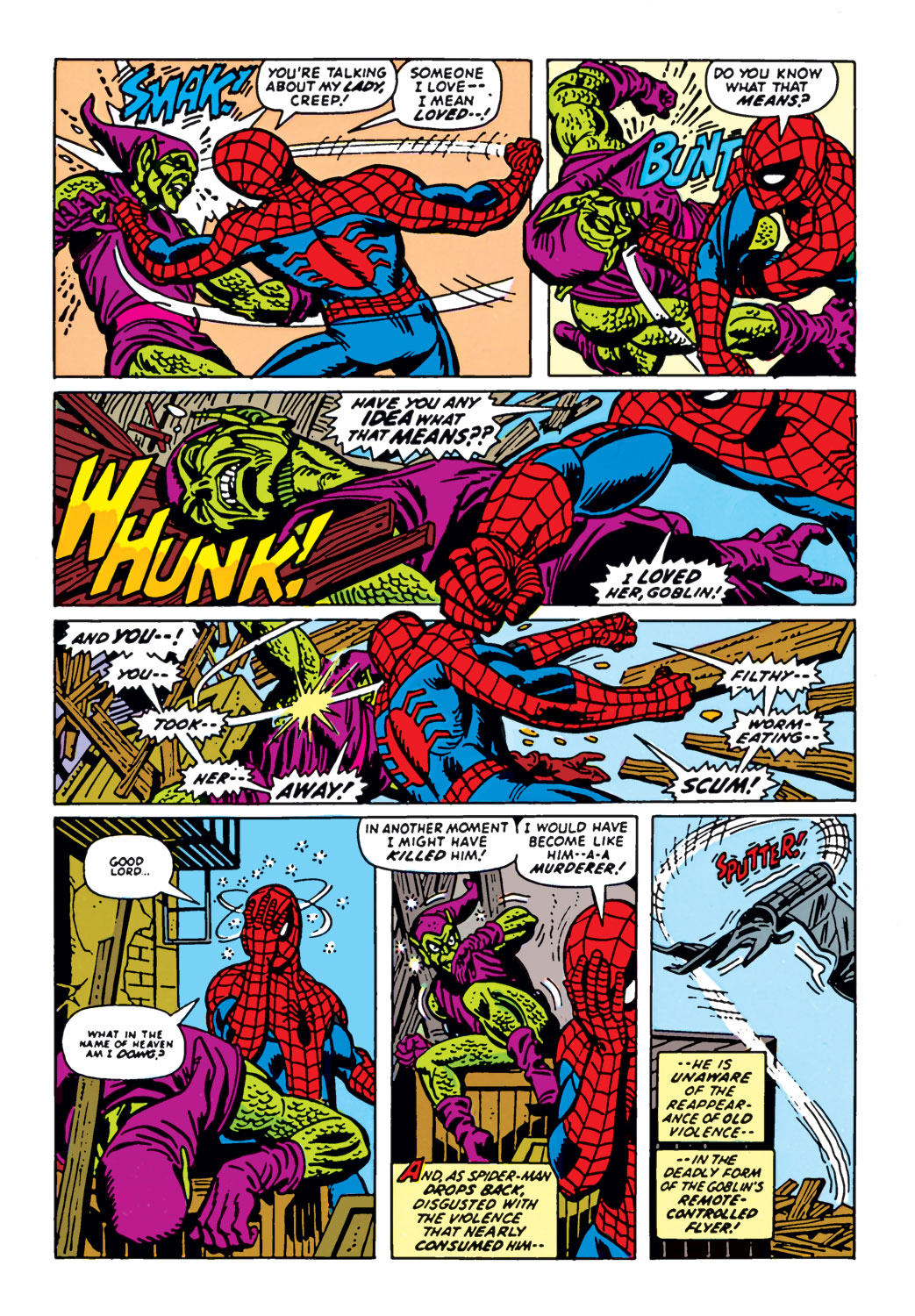 The Amazing Spider-Man (1963) 122 Page 17