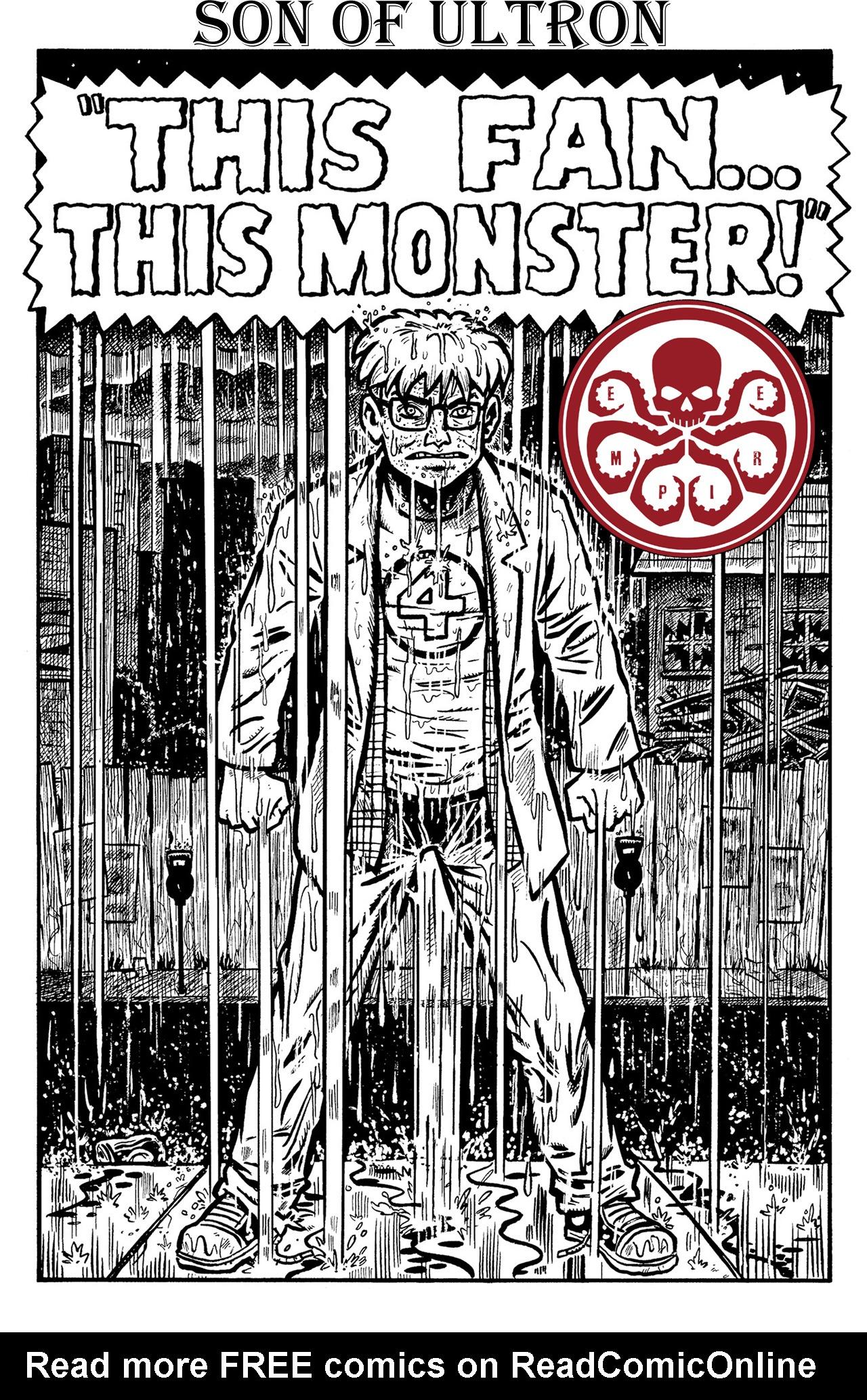 Read online Black Cloud comic -  Issue #3 - 31