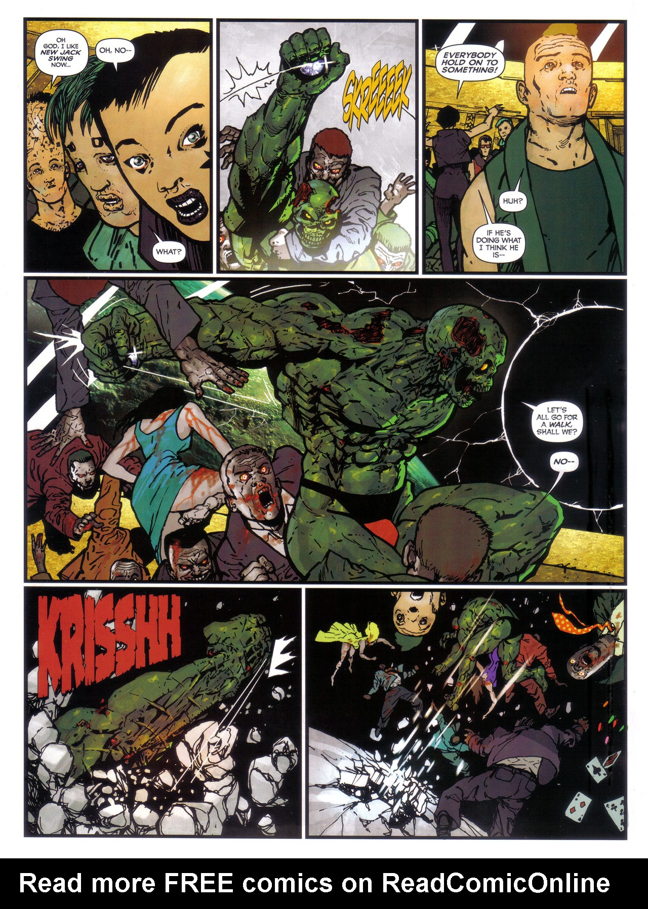 Read online 2000 AD comic -  Issue #1746 - 69