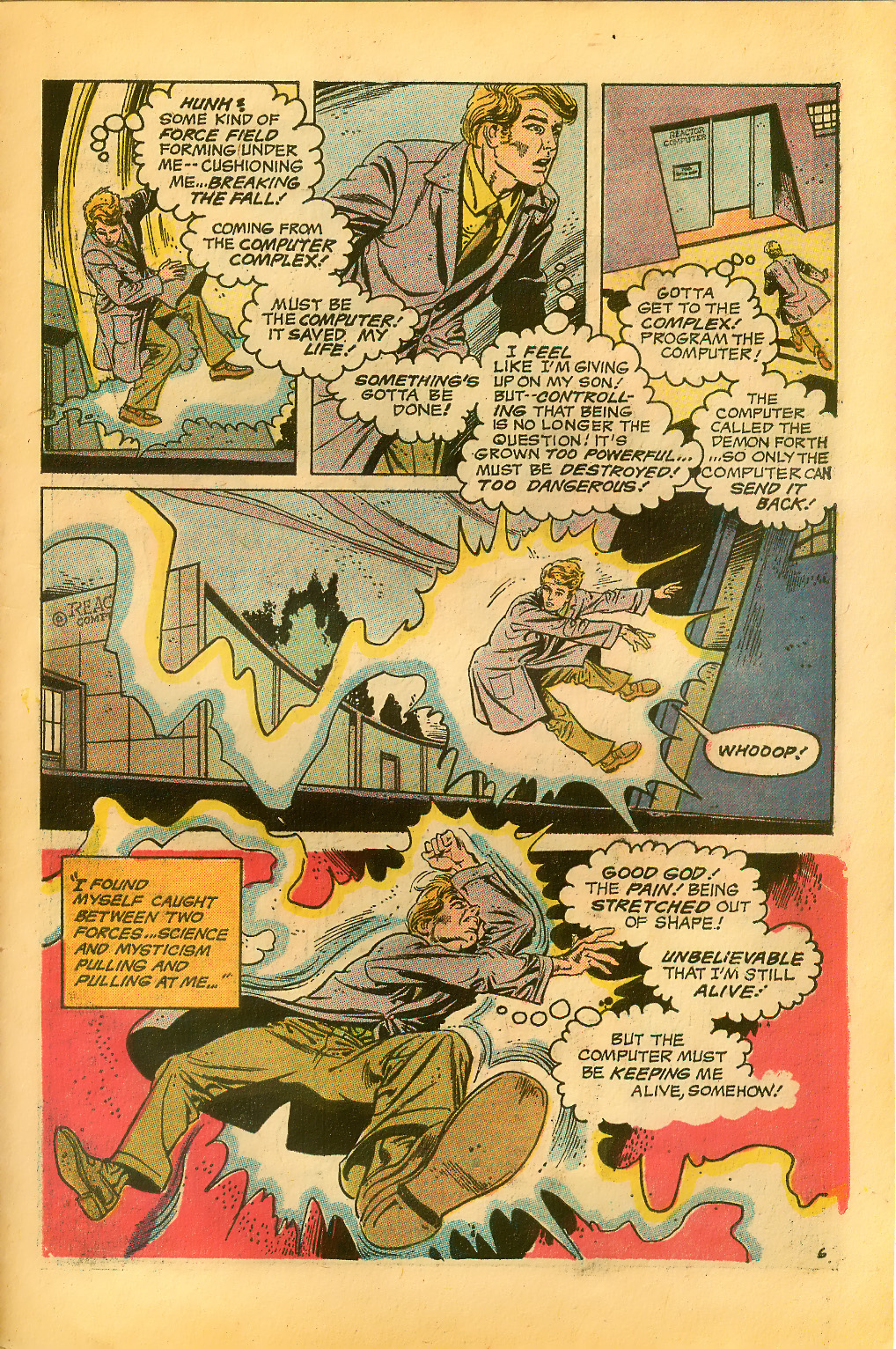 Weird Mystery Tales issue 7 - Page 27