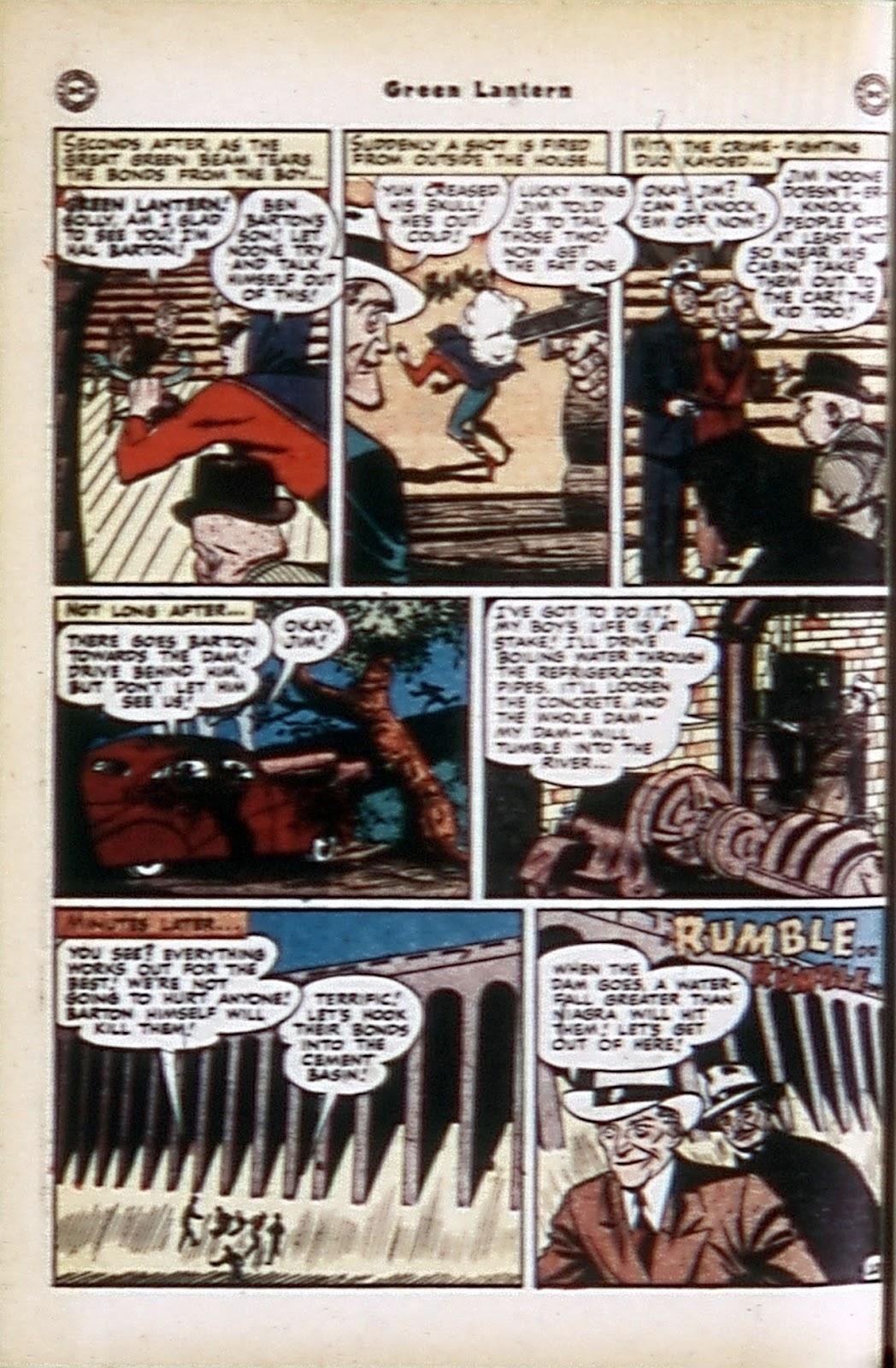 Green Lantern (1941) Issue #32 #32 - English 45