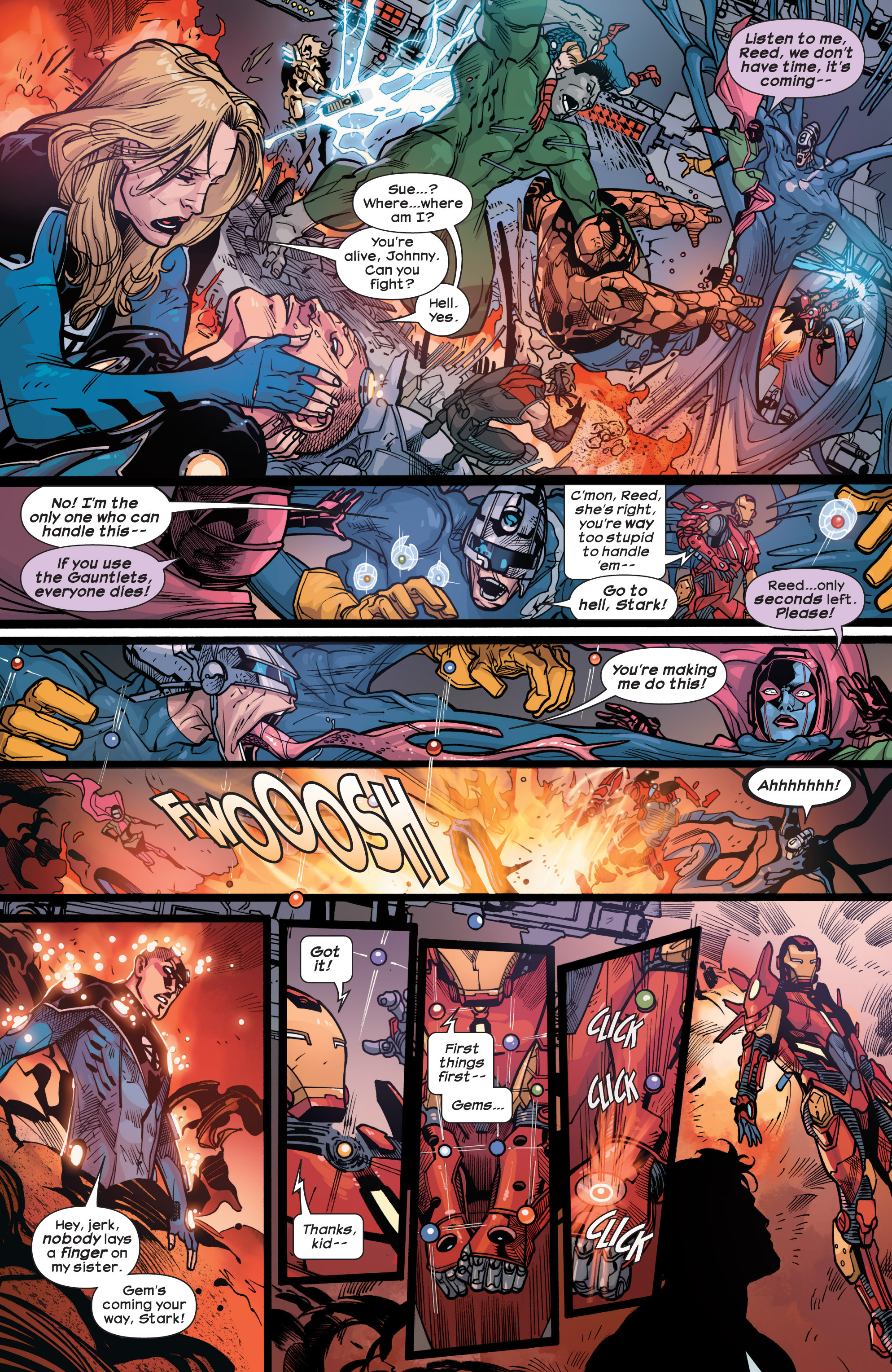 Read online Ultimate Comics Ultimates comic -  Issue #30 - 14