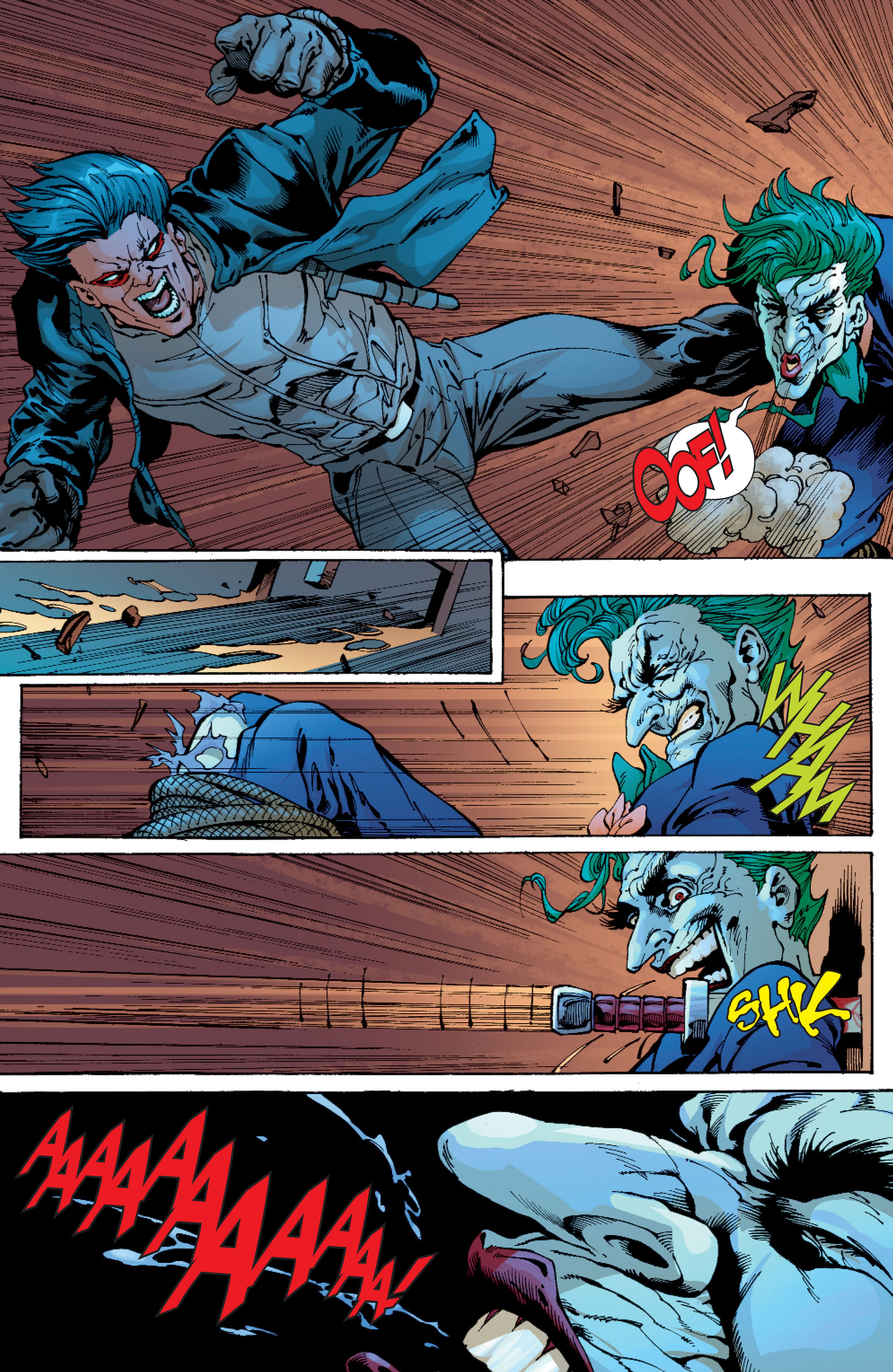 Read online Batman: Under The Red Hood comic -  Issue # Full - 281