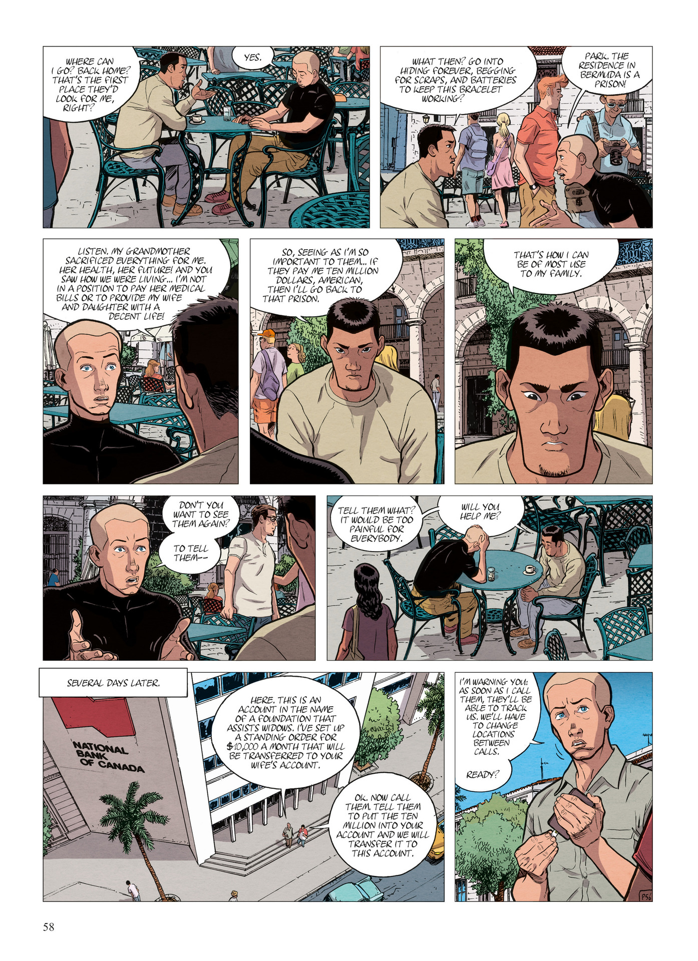 Read online Alter Ego comic -  Issue #5 - 60