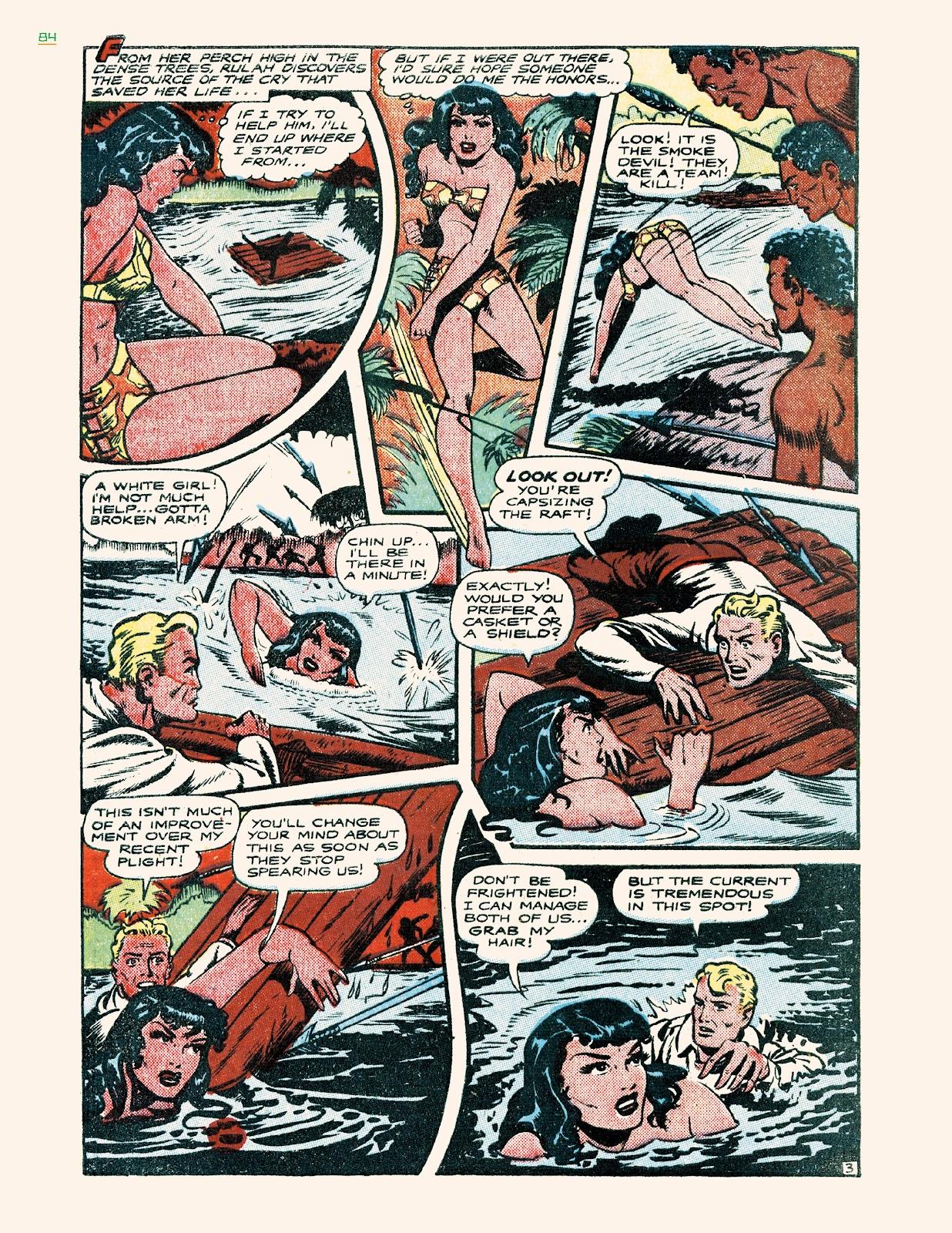 Read online Jungle Girls comic -  Issue # TPB (Part 1) - 84