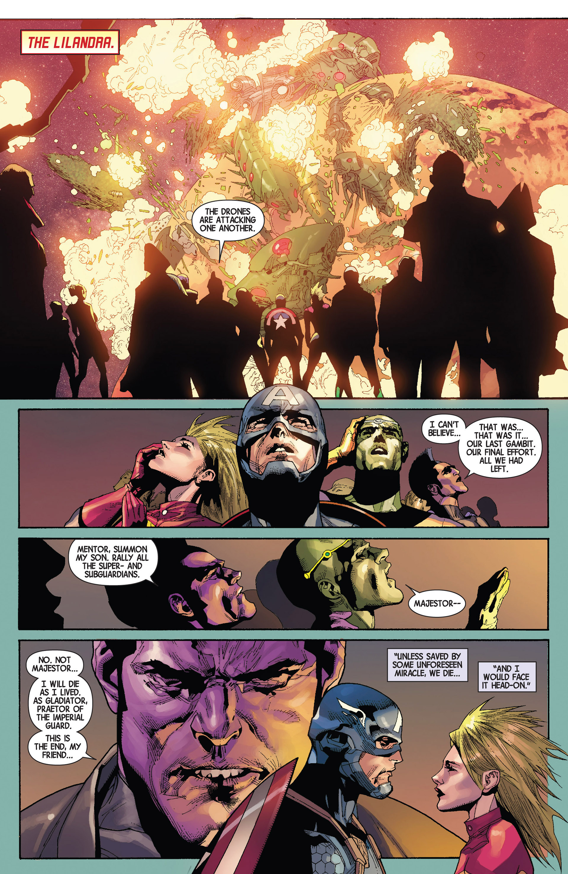 Read online Avengers (2013) comic -  Issue #21 - 19