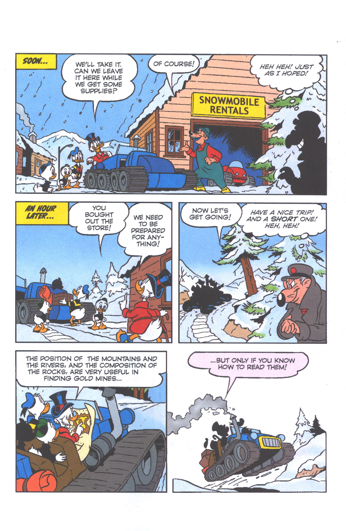 Read online Uncle Scrooge (1953) comic -  Issue #386 - 22