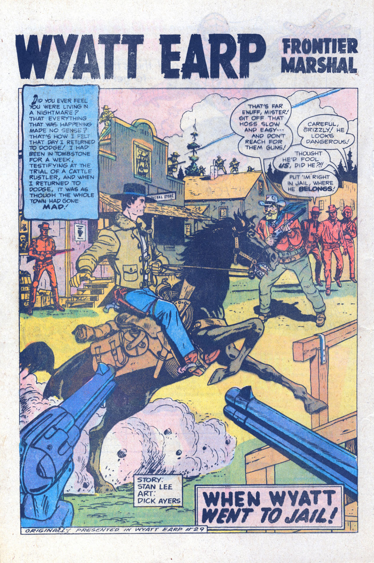 Read online Two-Gun Kid comic -  Issue #121 - 24