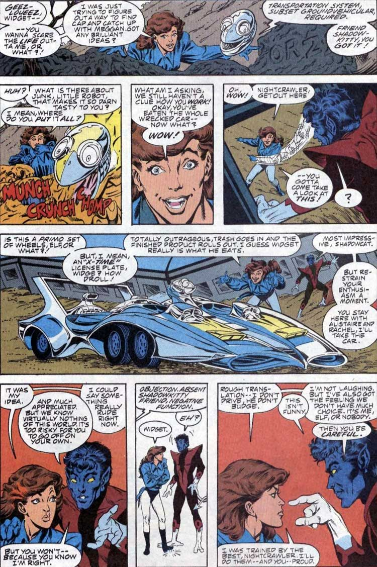 Excalibur (1988) issue 18 - Page 11