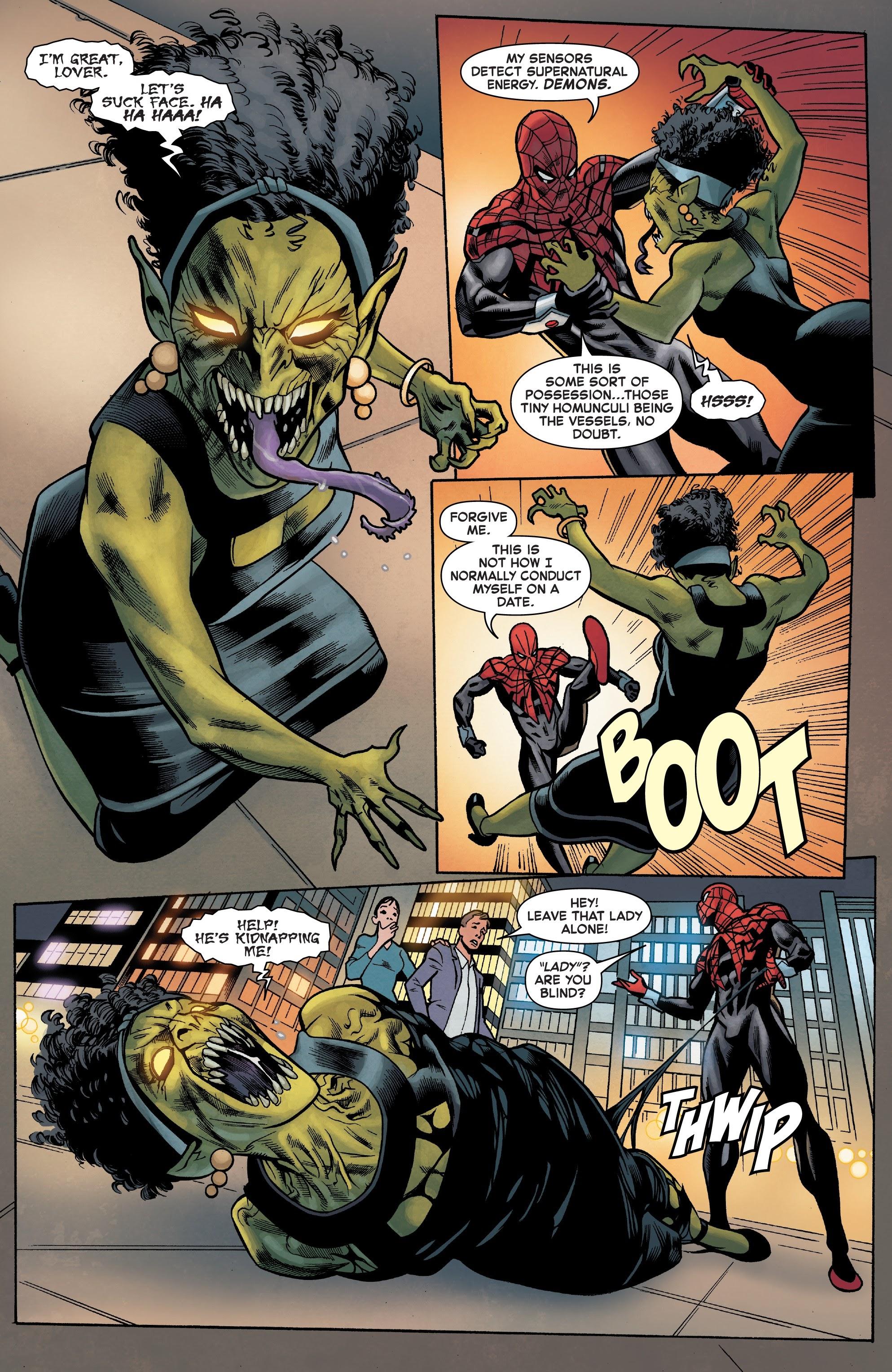 Superior Spider-Man (2019) issue 5 - Page 11