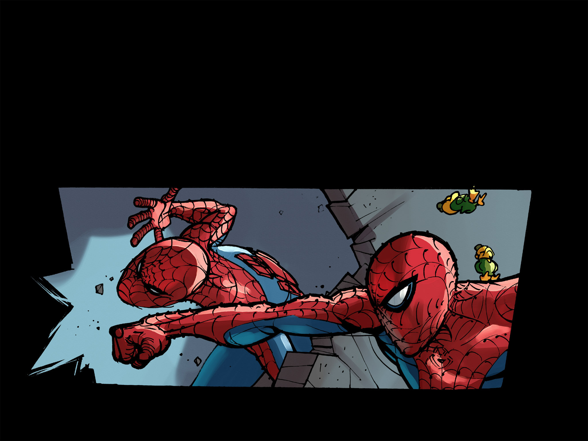 Read online Amazing Spider-Man: Who Am I? comic -  Issue # Full (Part 2) - 143