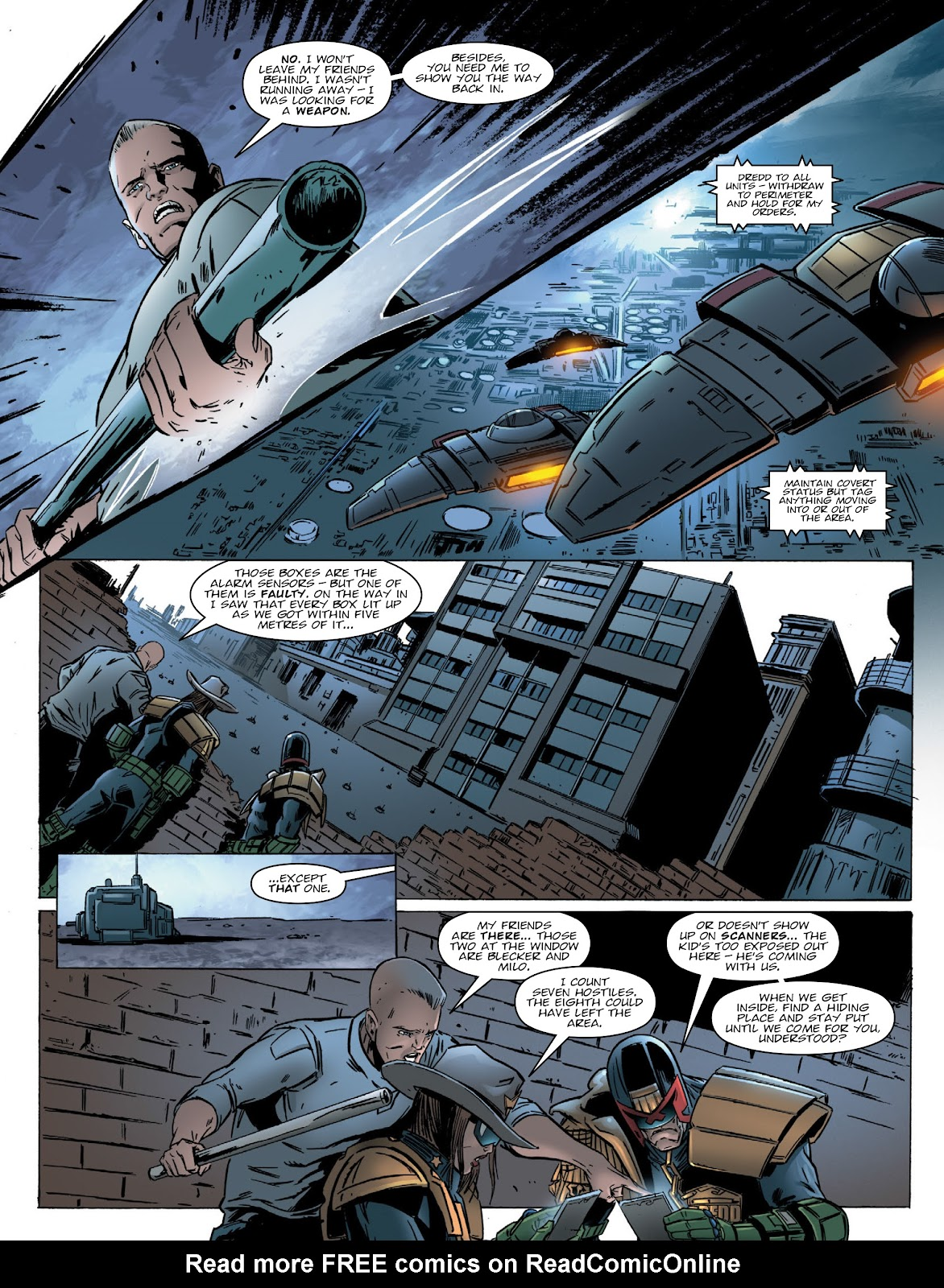 Judge Dredd Megazine (Vol. 5) Issue #381 #180 - English 11