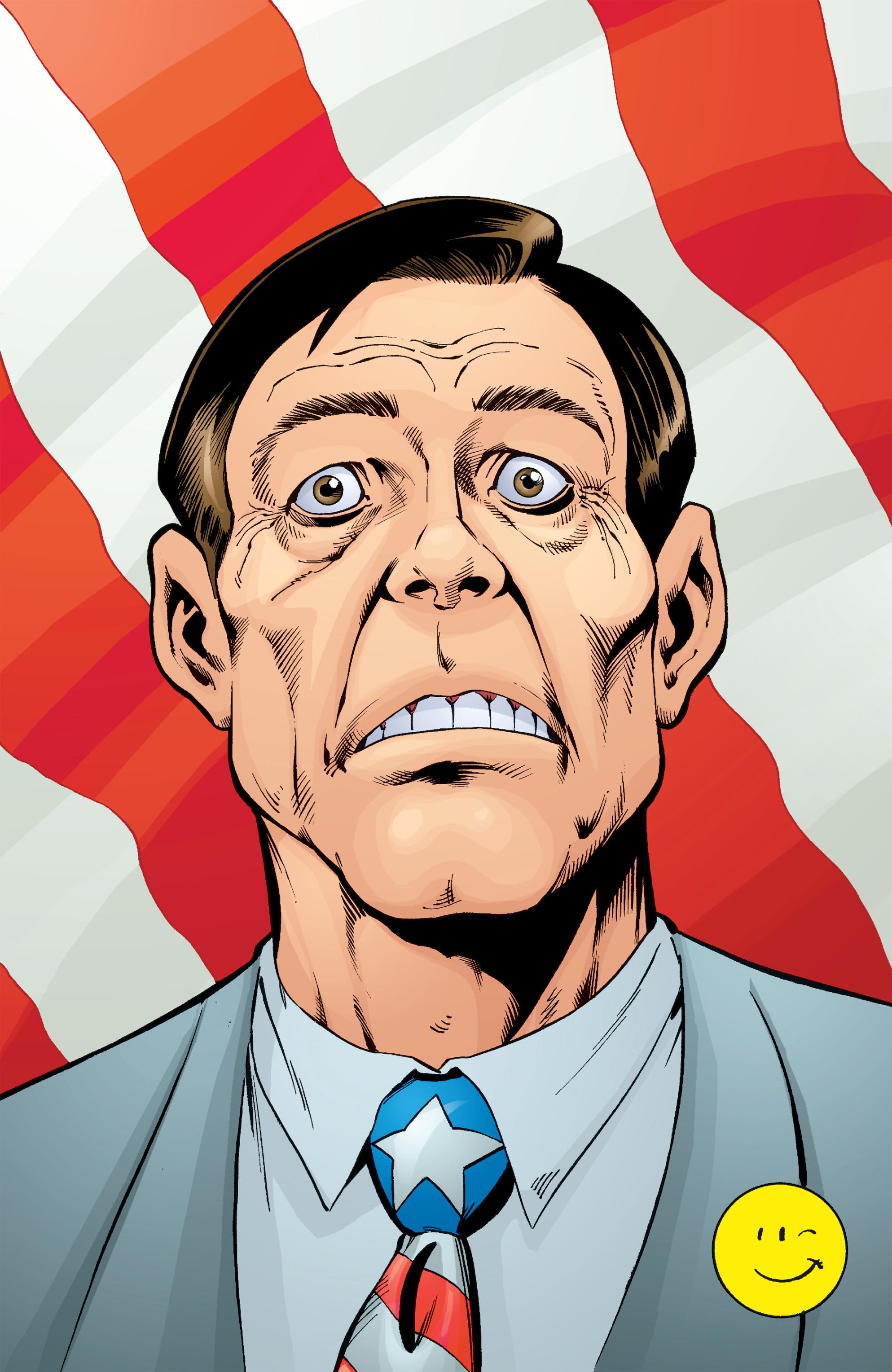 Read online Transmetropolitan comic -  Issue #54 - 23