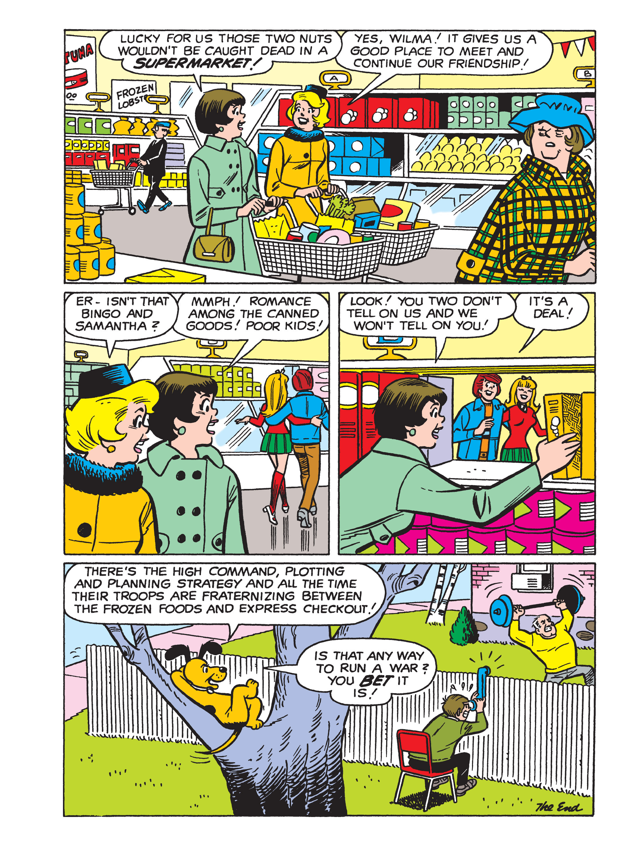Read online Archie 1000 Page Comics Blowout! comic -  Issue # TPB (Part 3) - 160