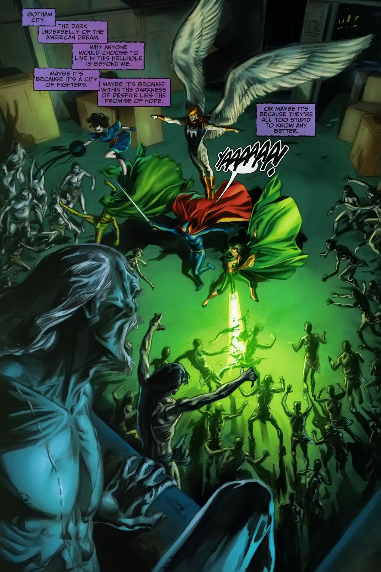 Read online Shadowpact comic -  Issue #17 - 3