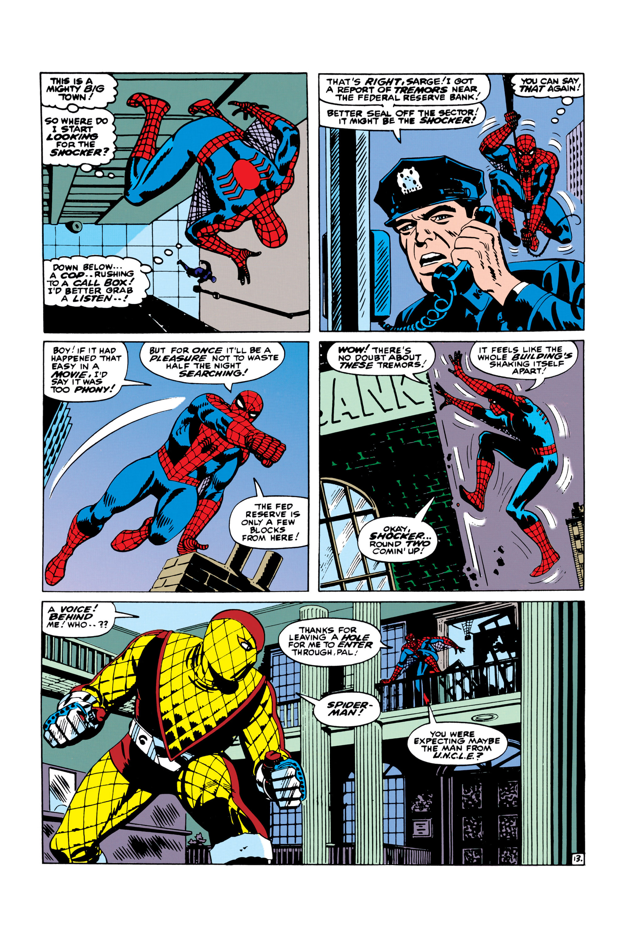 The Amazing Spider-Man (1963) 46 Page 13