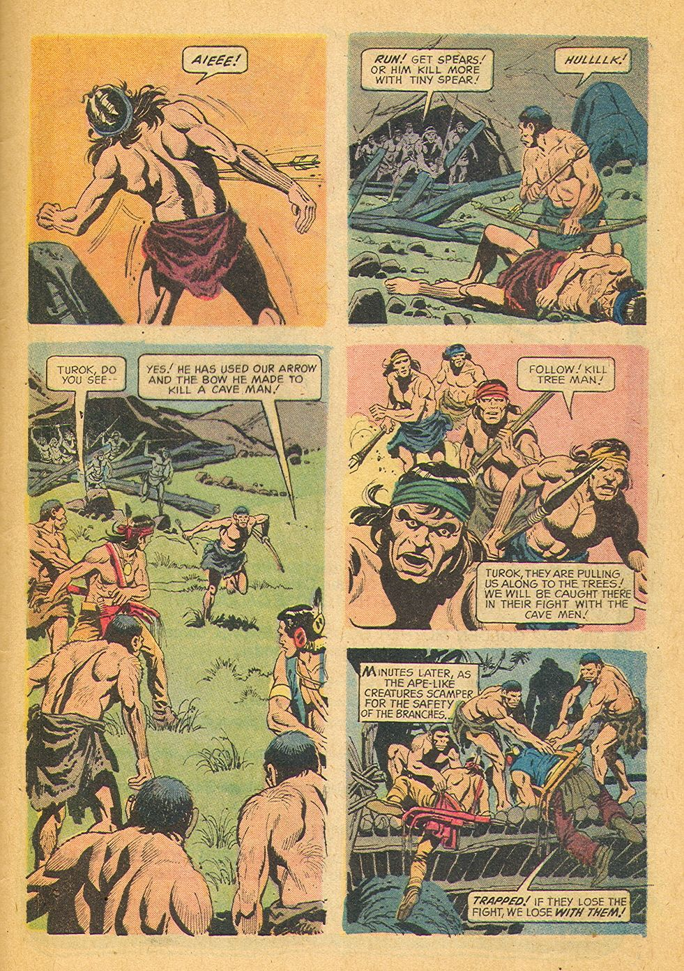 Read online Turok, Son of Stone comic -  Issue #77 - 29