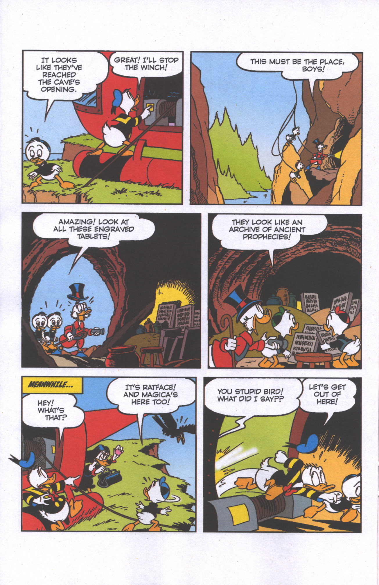 Read online Uncle Scrooge (1953) comic -  Issue #386 - 13