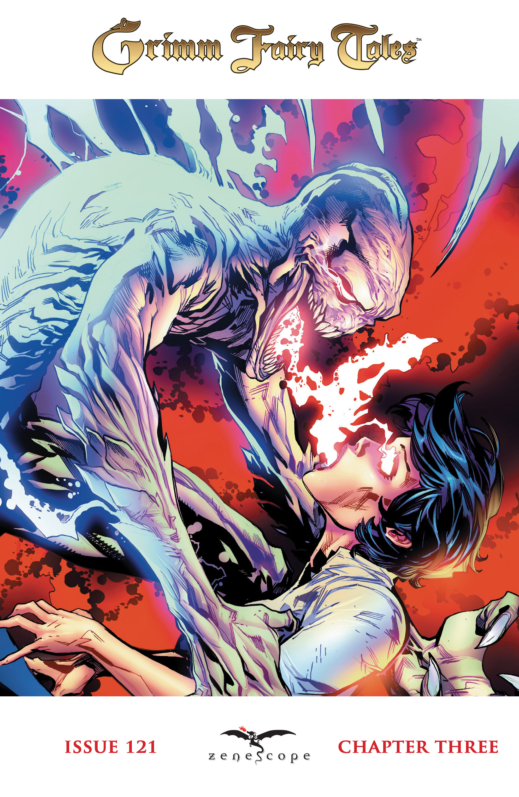 Read online Grimm Fairy Tales: Arcane Acre comic -  Issue # TPB 4 - 53