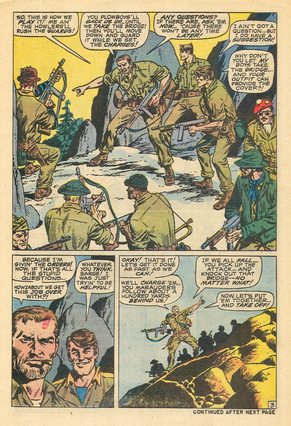 Read online Sgt. Fury comic -  Issue #71 - 5