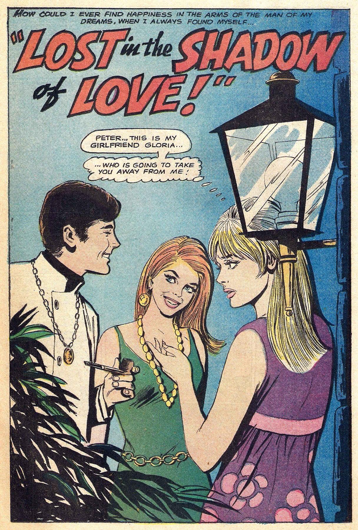 Read online Secret Hearts comic -  Issue #140 - 24