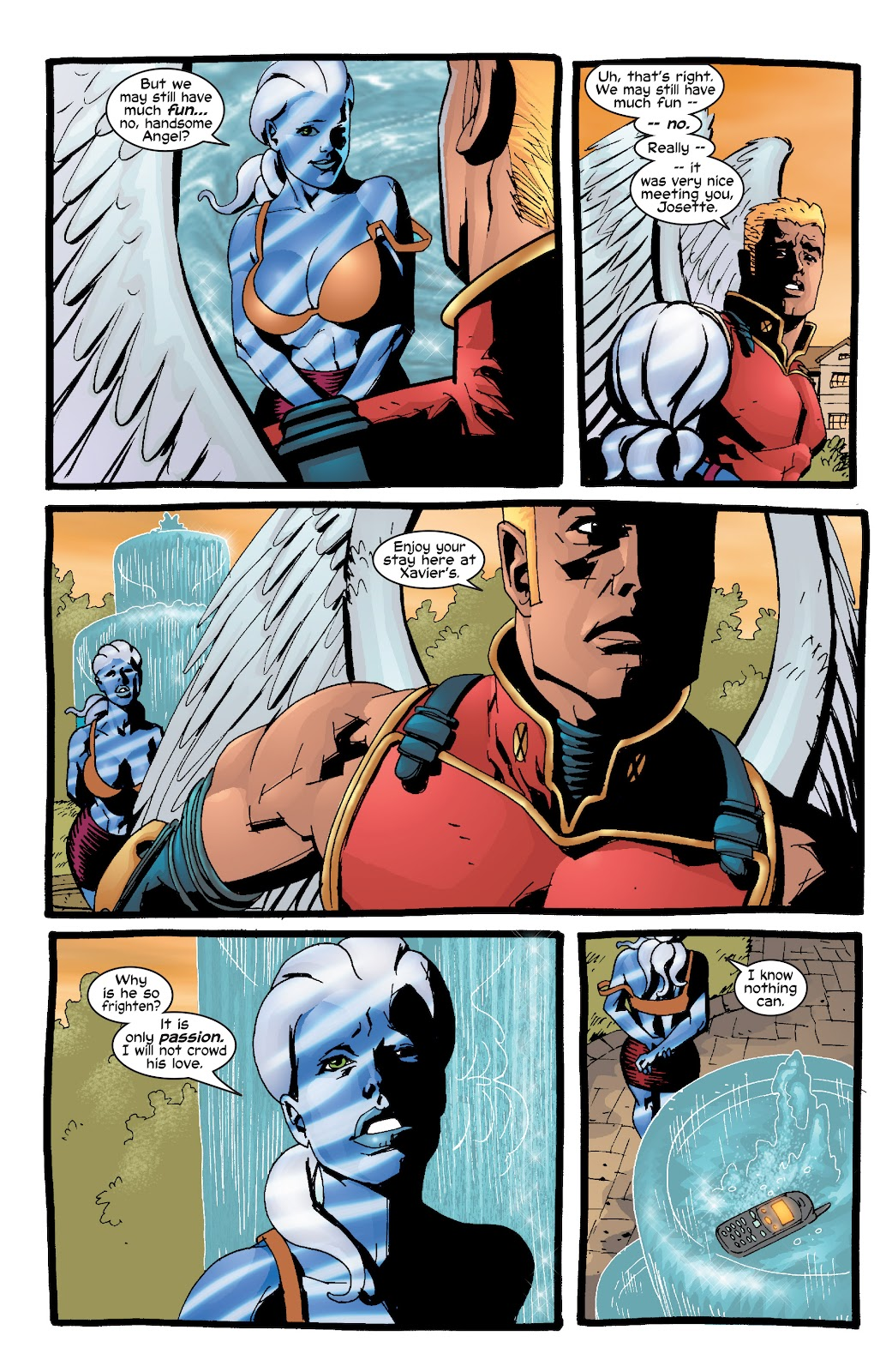 Read online X-Men: Unstoppable comic -  Issue # TPB (Part 2) - 29