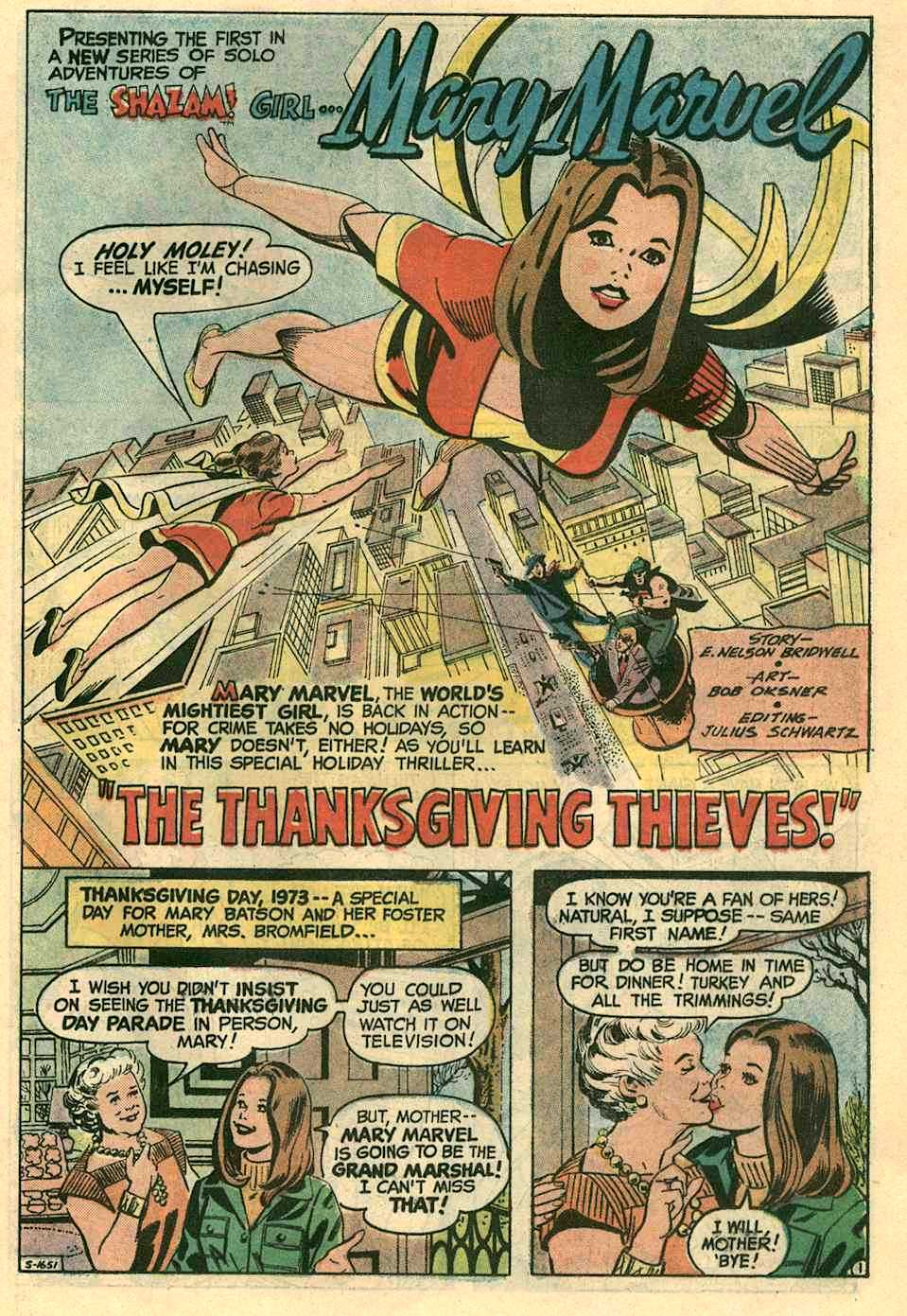 Read online Shazam! (1973) comic -  Issue #10 - 9
