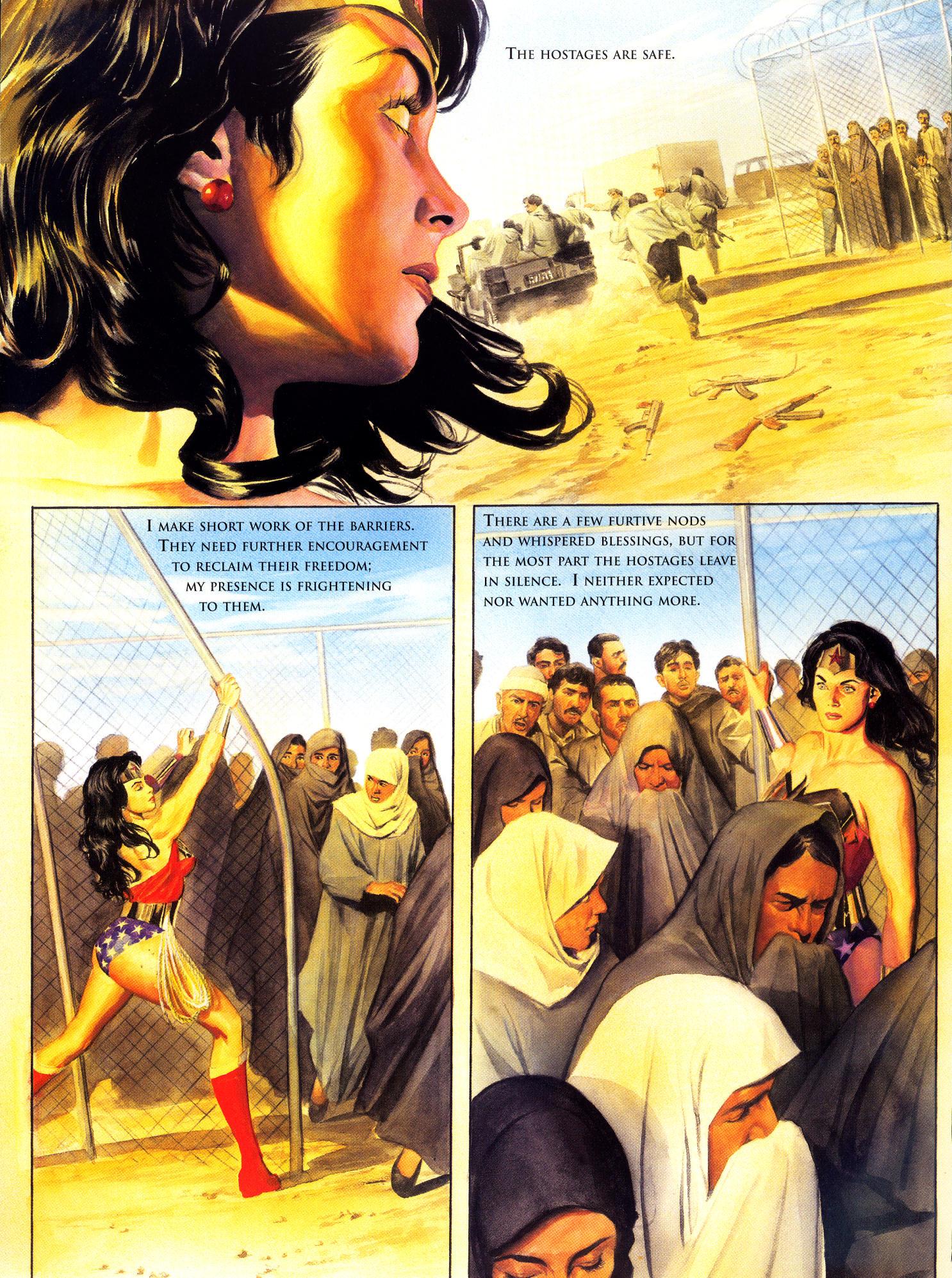 Read online Wonder Woman: Spirit of Truth comic -  Issue # Full - 67