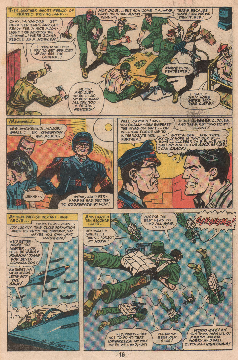 Read online Sgt. Fury comic -  Issue #133 - 18