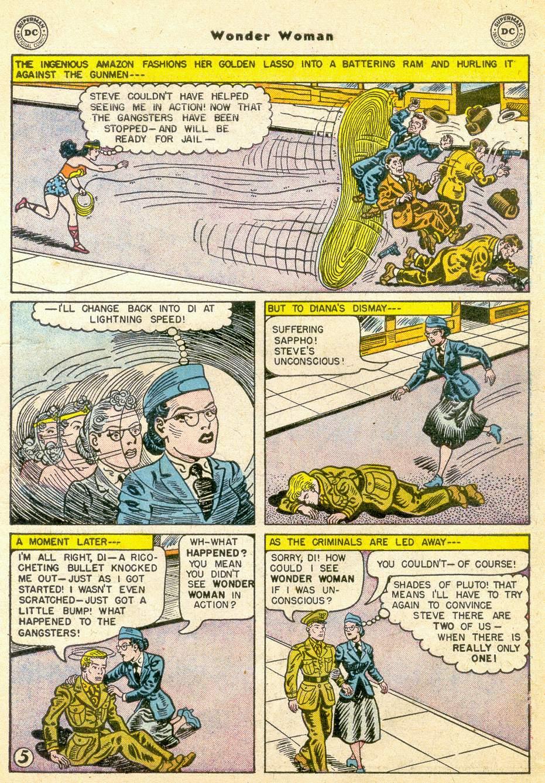 Read online Wonder Woman (1942) comic -  Issue #76 - 7