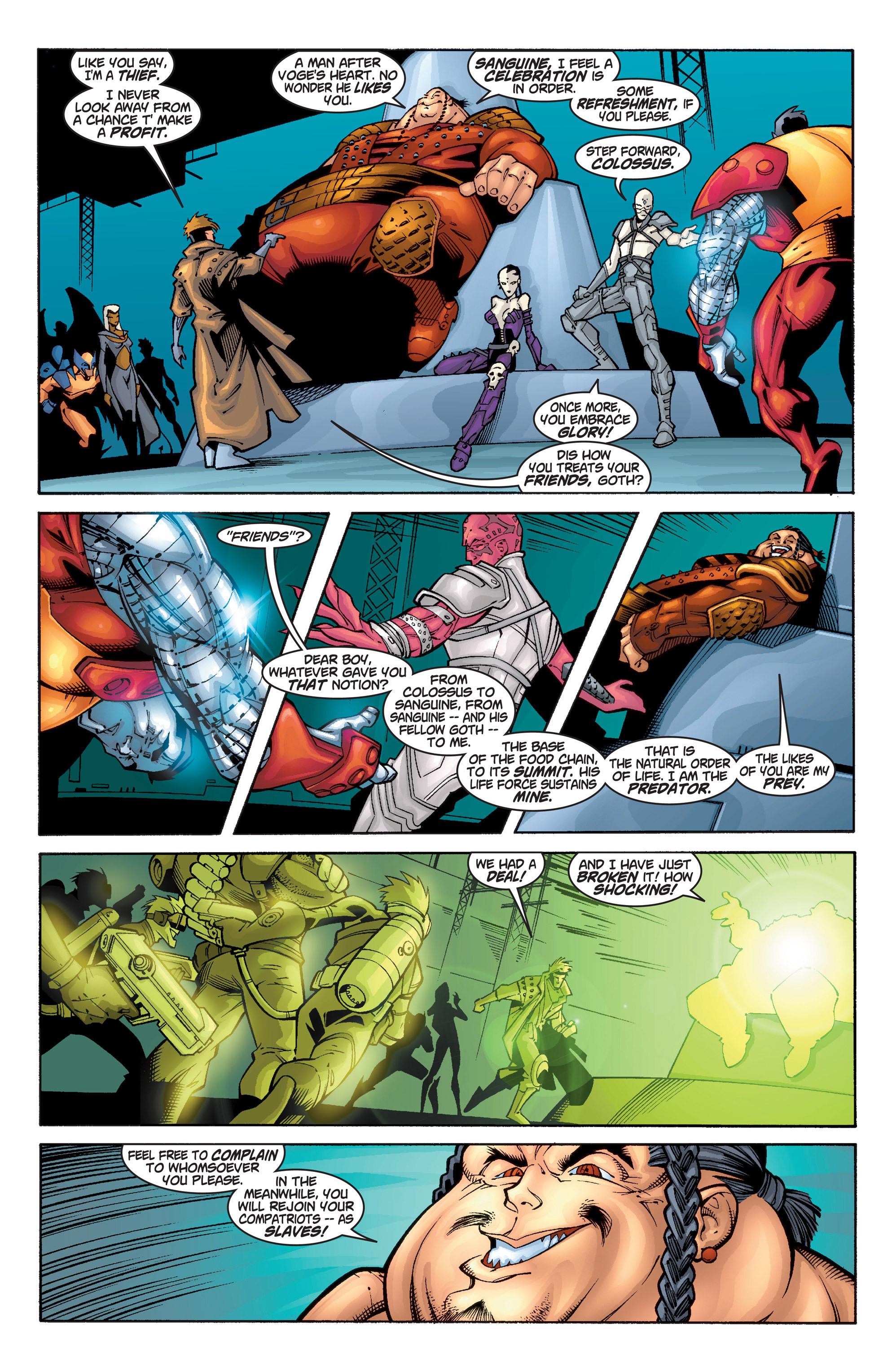 Read online Uncanny X-Men (1963) comic -  Issue #385 - 17