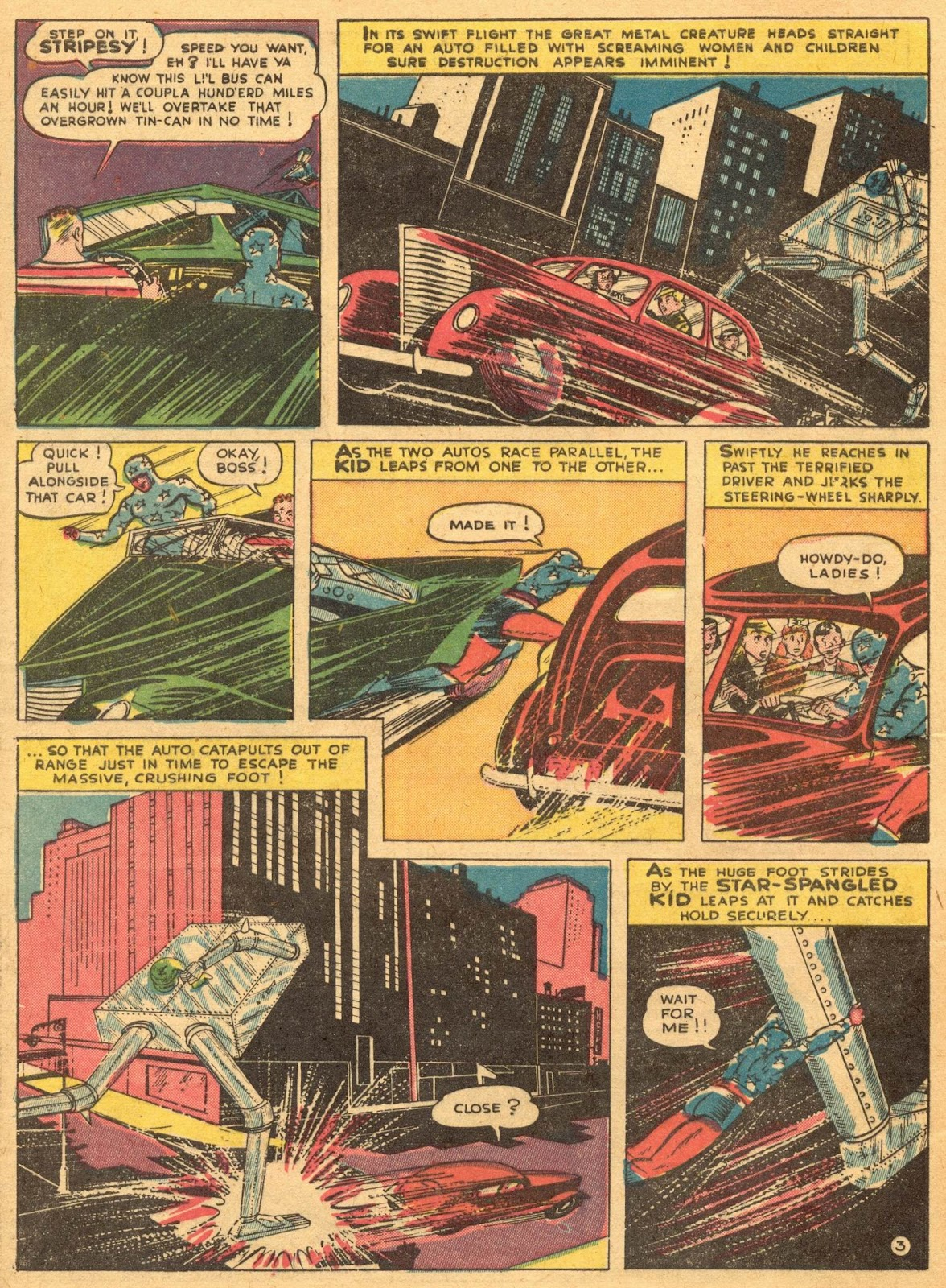 Star Spangled Comics (1941) issue 1 - Page 50