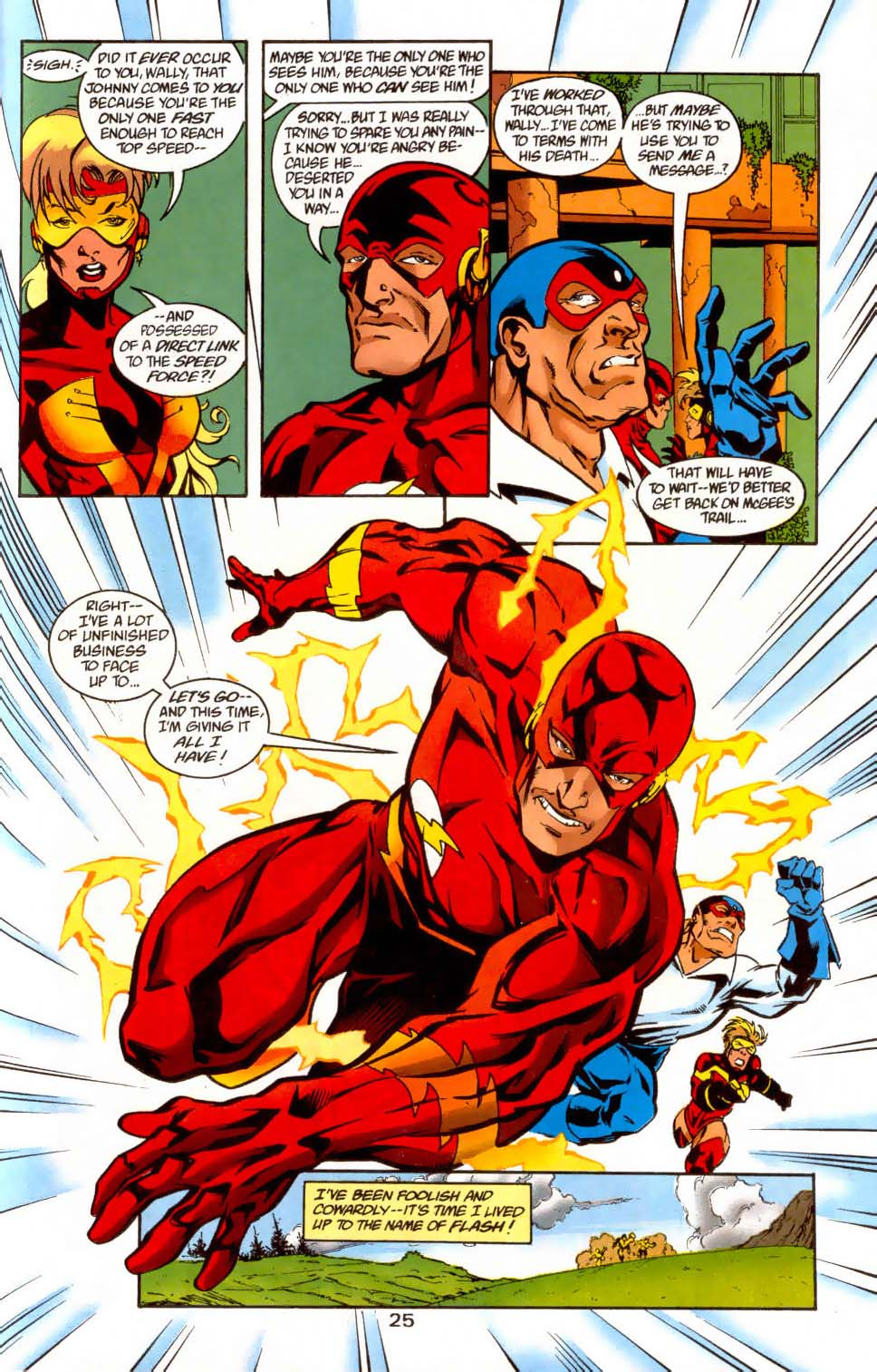 Read online The Flash (1987) comic -  Issue # _Annual 11 - 26
