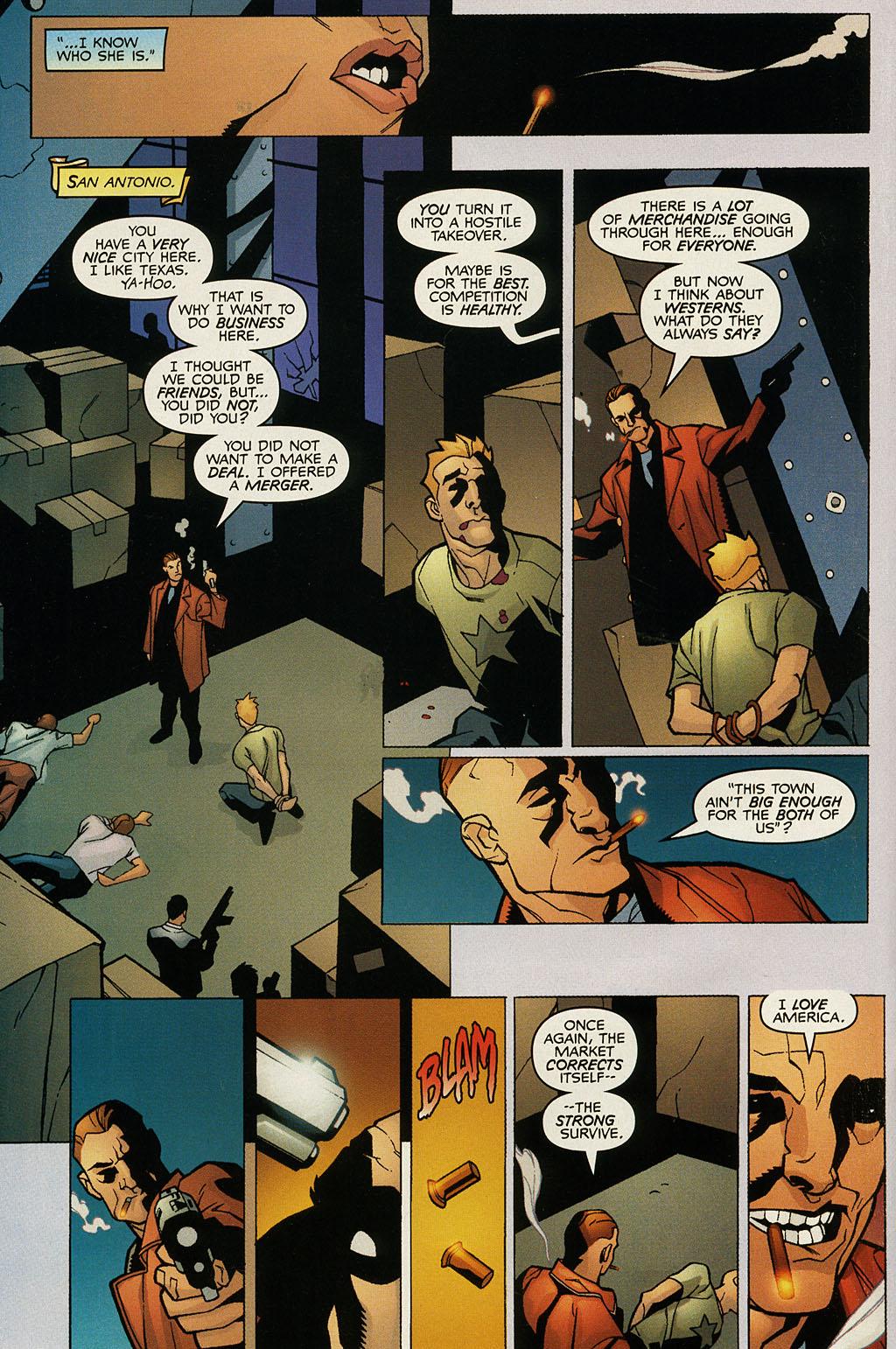 Read online Nightcrawler (2002) comic -  Issue #1 - 14