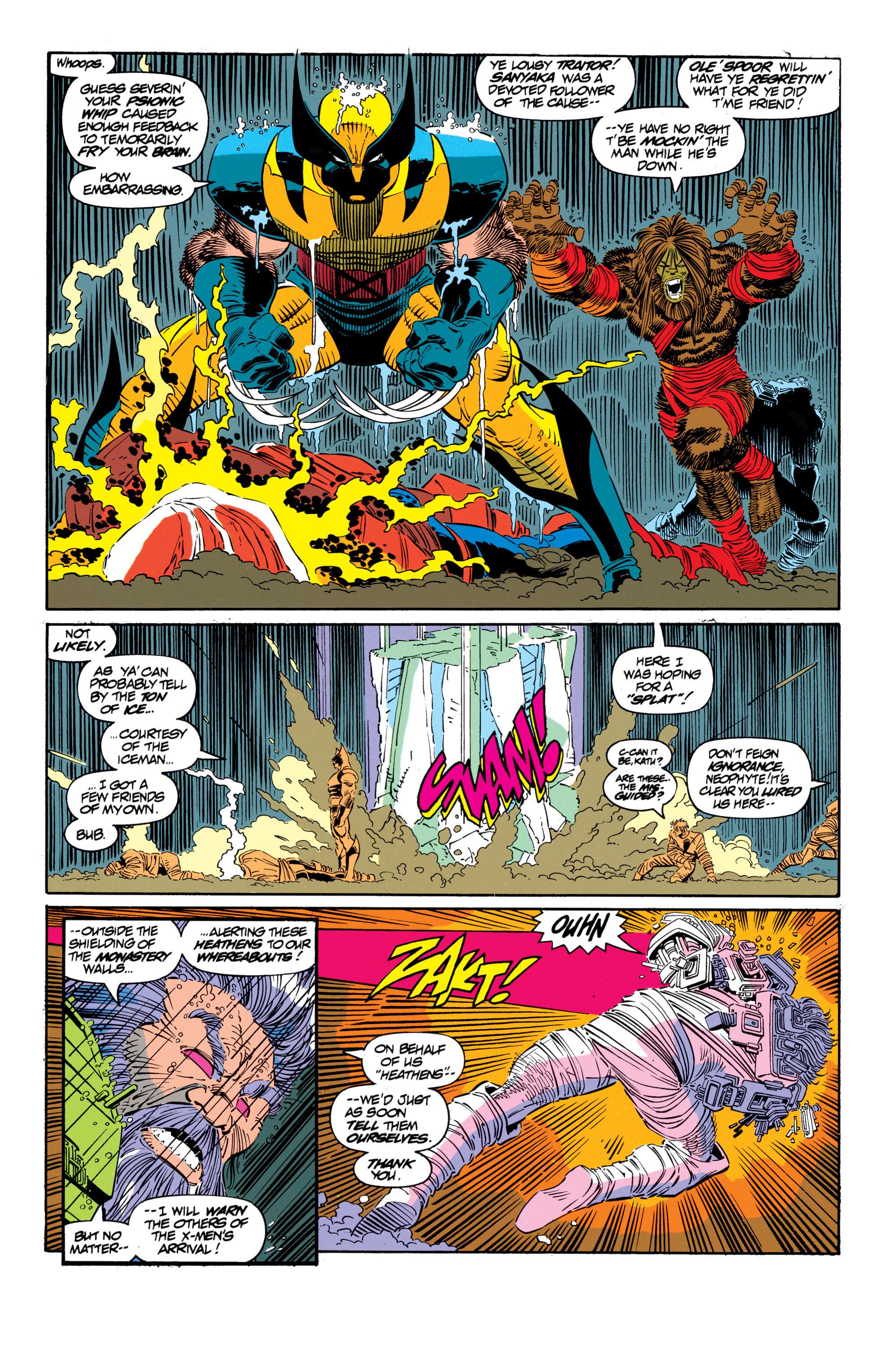 Read online Uncanny X-Men (1963) comic -  Issue #300 - 28