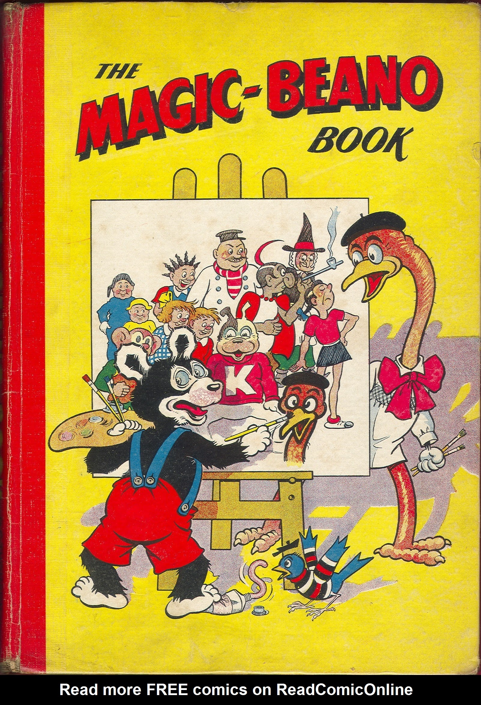 The Beano Book (Annual) 1950 Page 1