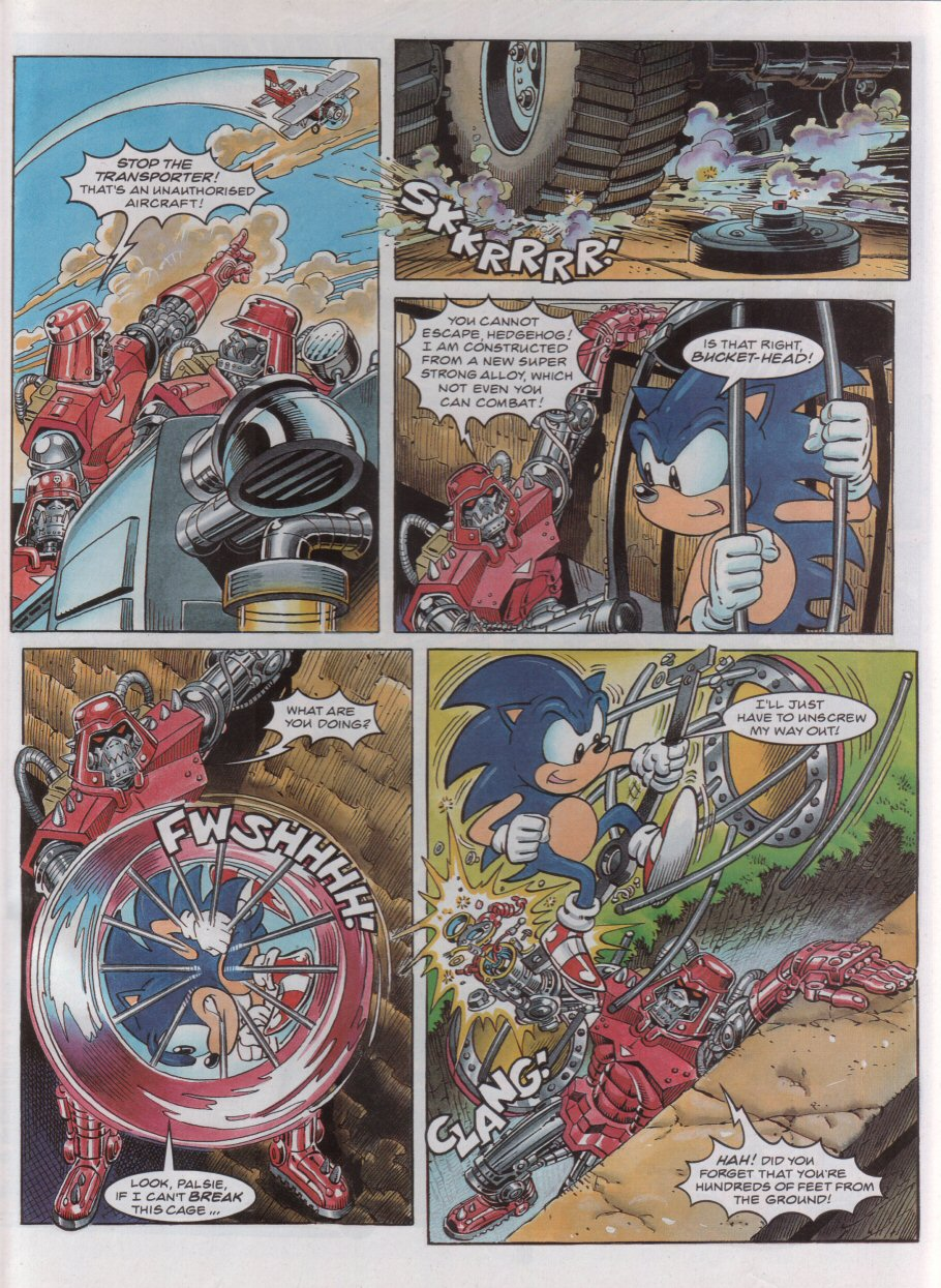 Read online Sonic the Comic comic -  Issue #44 - 4