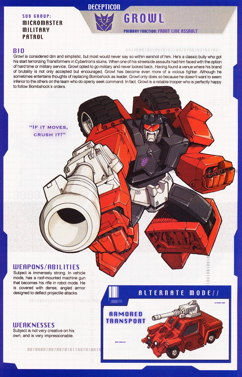 Read online Transformers: More than Meets the Eye comic -  Issue #3 - 13