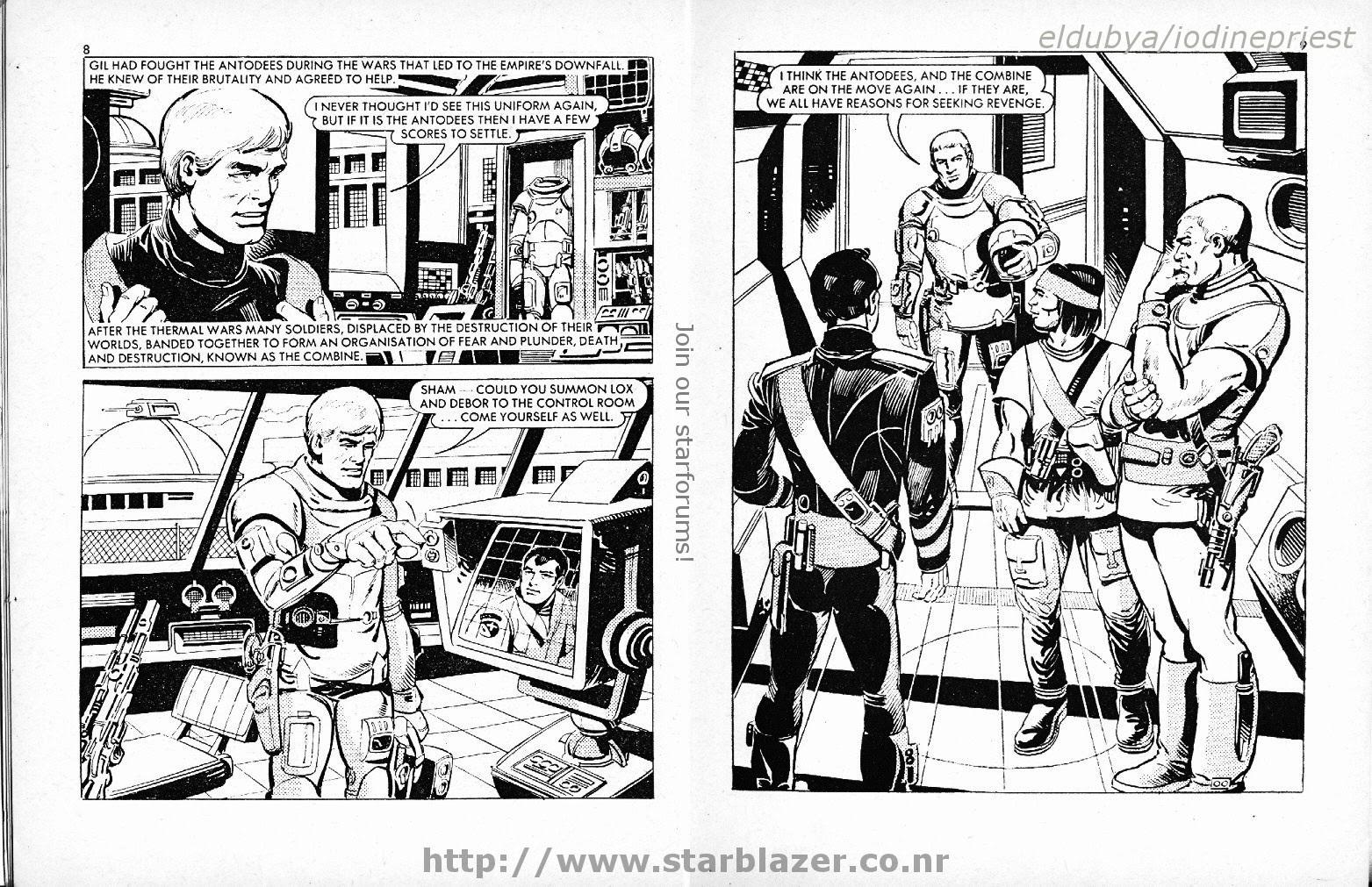 Starblazer issue 101 - Page 6