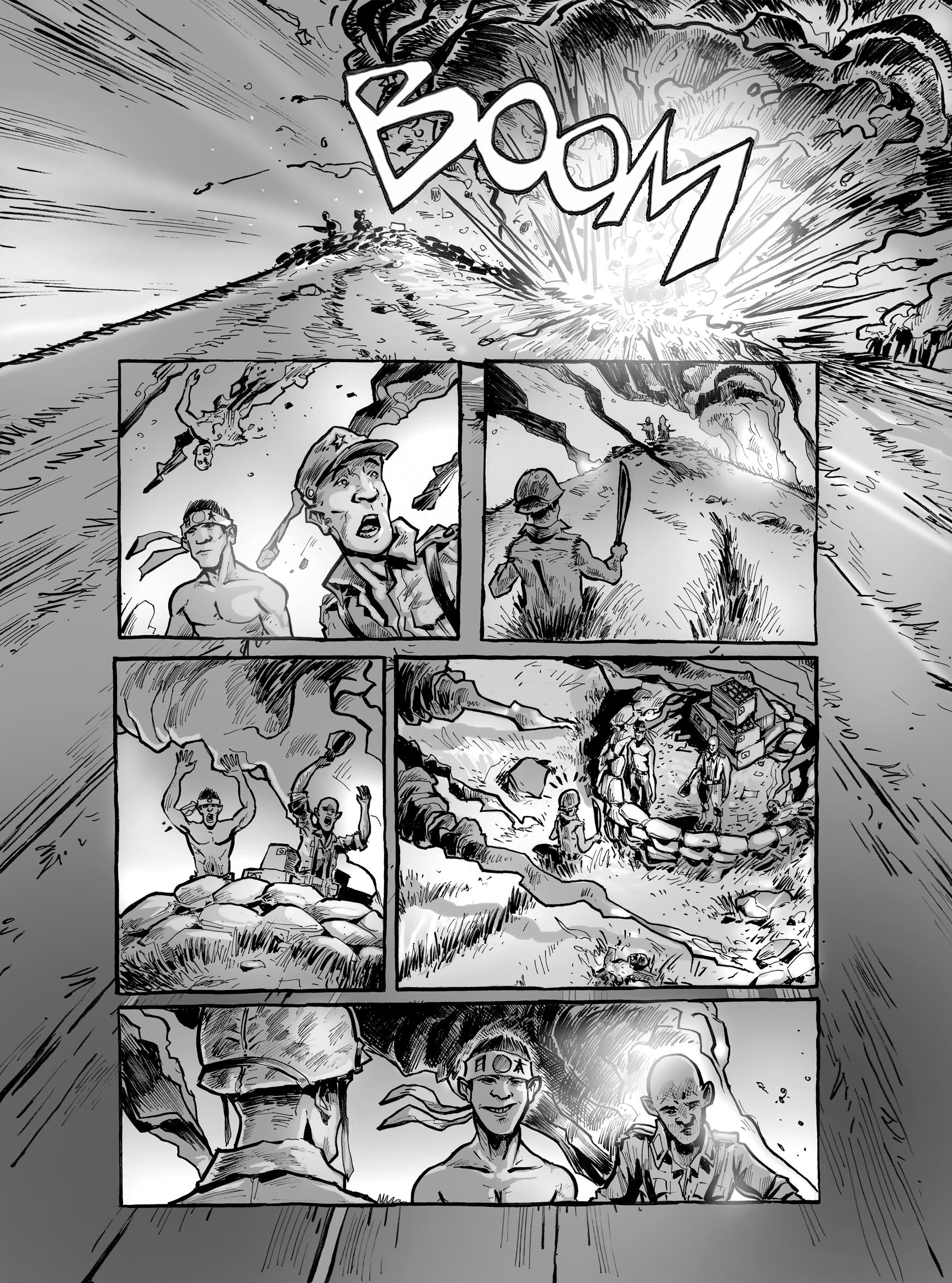 Read online FUBAR comic -  Issue #2 - 23