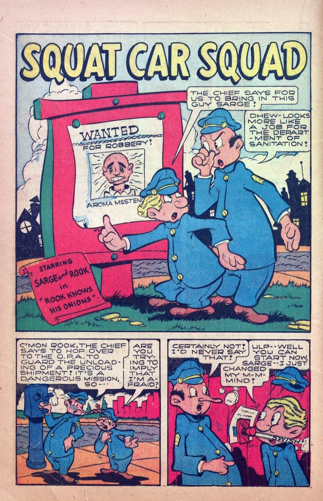 Read online Joker Comics comic -  Issue #17 - 16