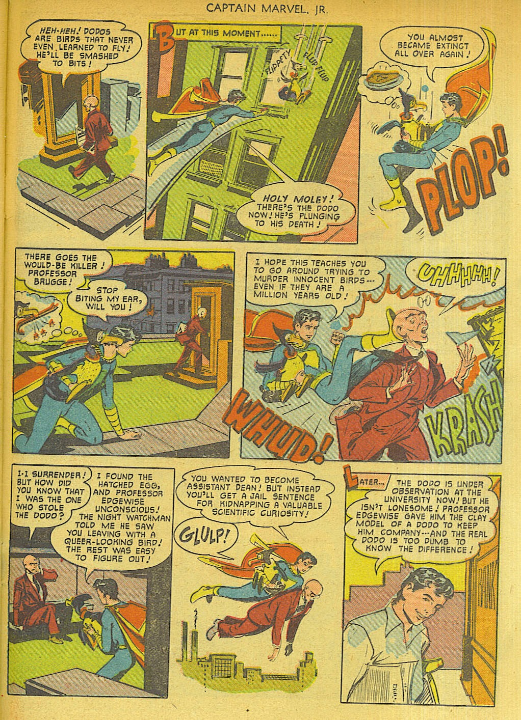 Captain Marvel, Jr. issue 96 - Page 41