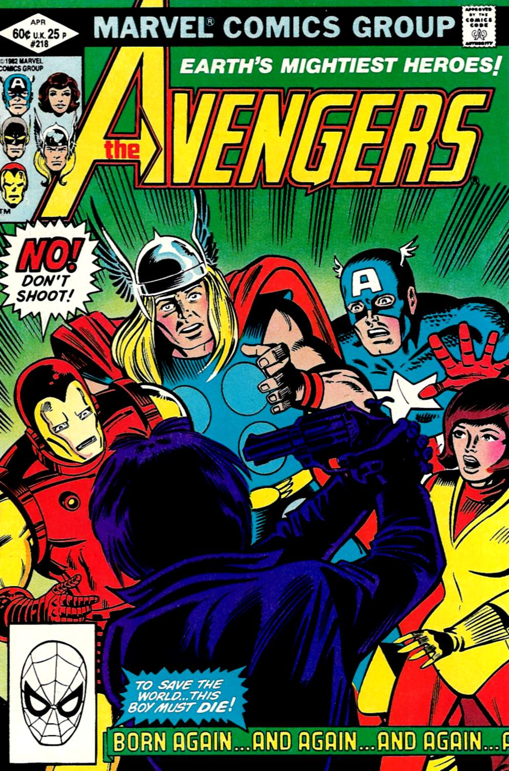 The Avengers (1963) 218 Page 1