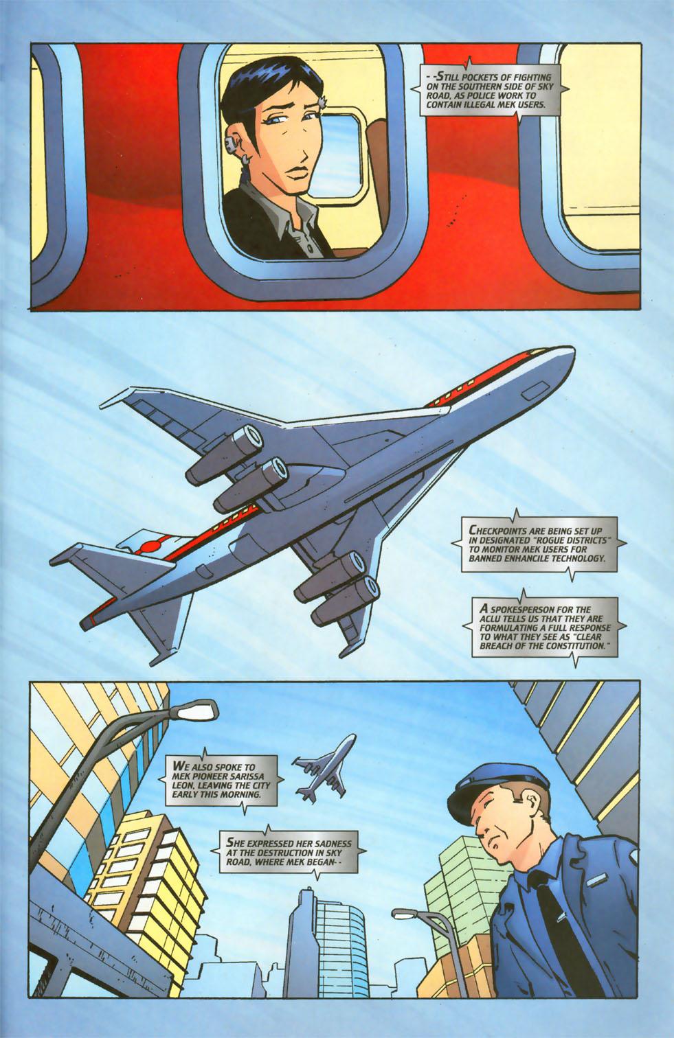 Read online Mek comic -  Issue #3 - 25