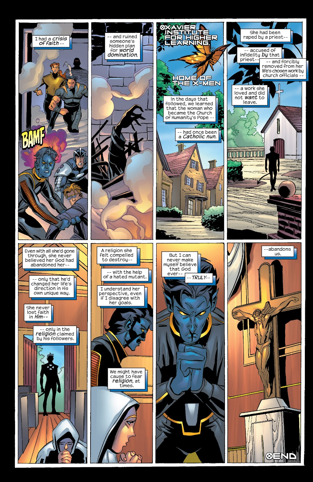 Read online X-Men: Unstoppable comic -  Issue # TPB (Part 4) - 117